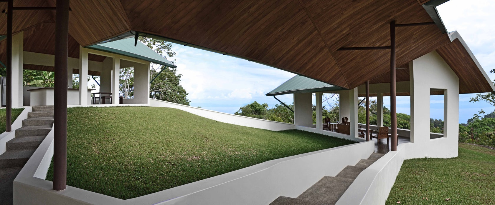 Casa osa architizer for Does new roof affect appraisal