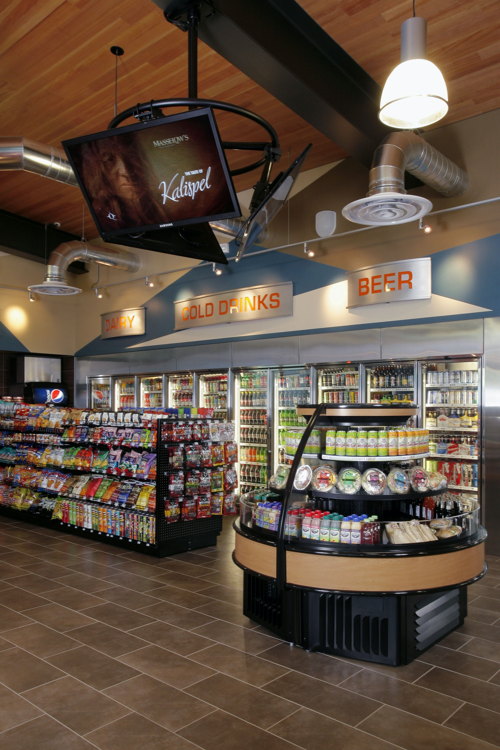 Legacy landing convenience store architizer - Interior design jobs washington state ...
