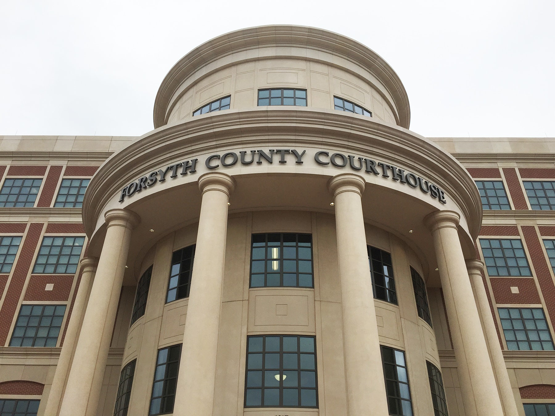 Forsyth county court dates in Sydney