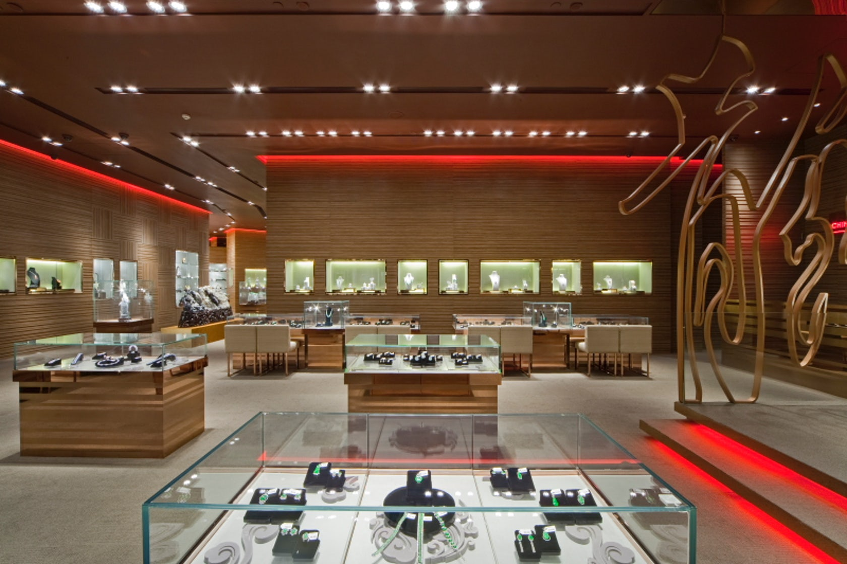 Chinese arts crafts hangzhou store architizer for Art and craft stores nyc