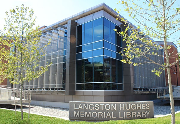 Langston Hughes Memorial Library Architizer
