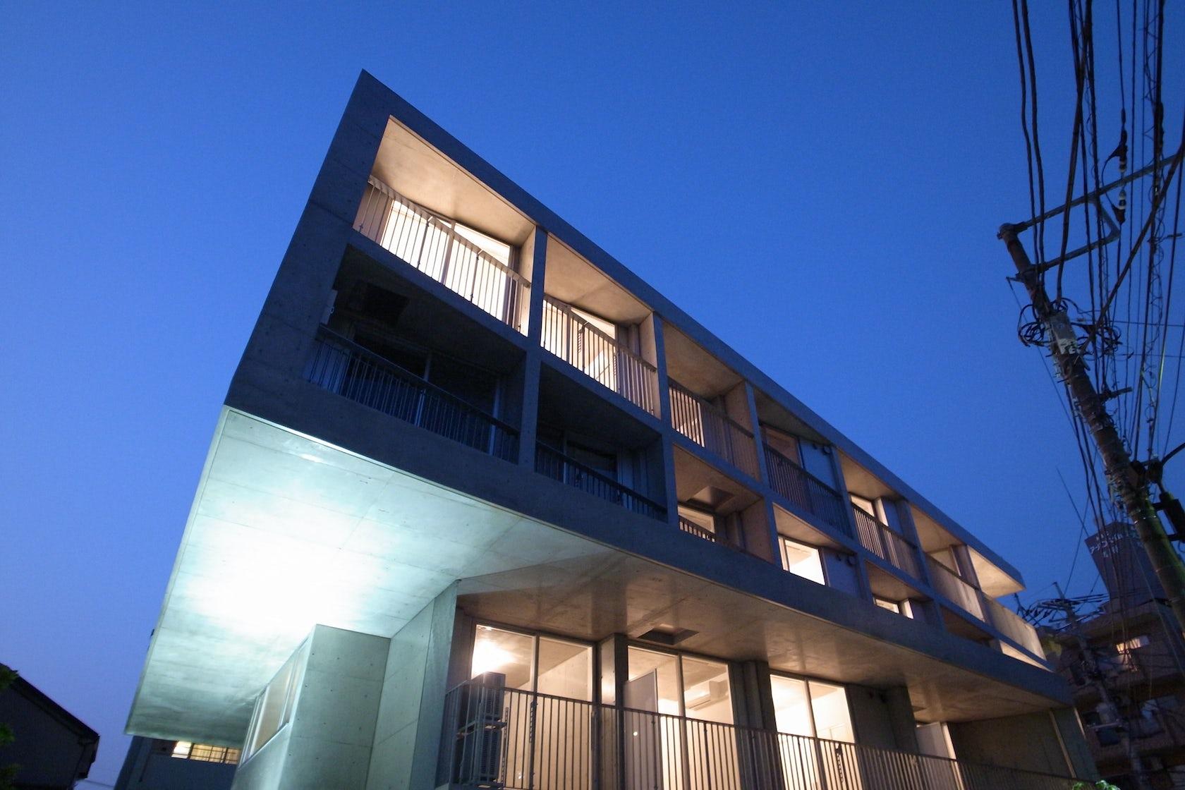 Hiroyuki moriyama architect and associates inc architizer for Architecture companies in nyc