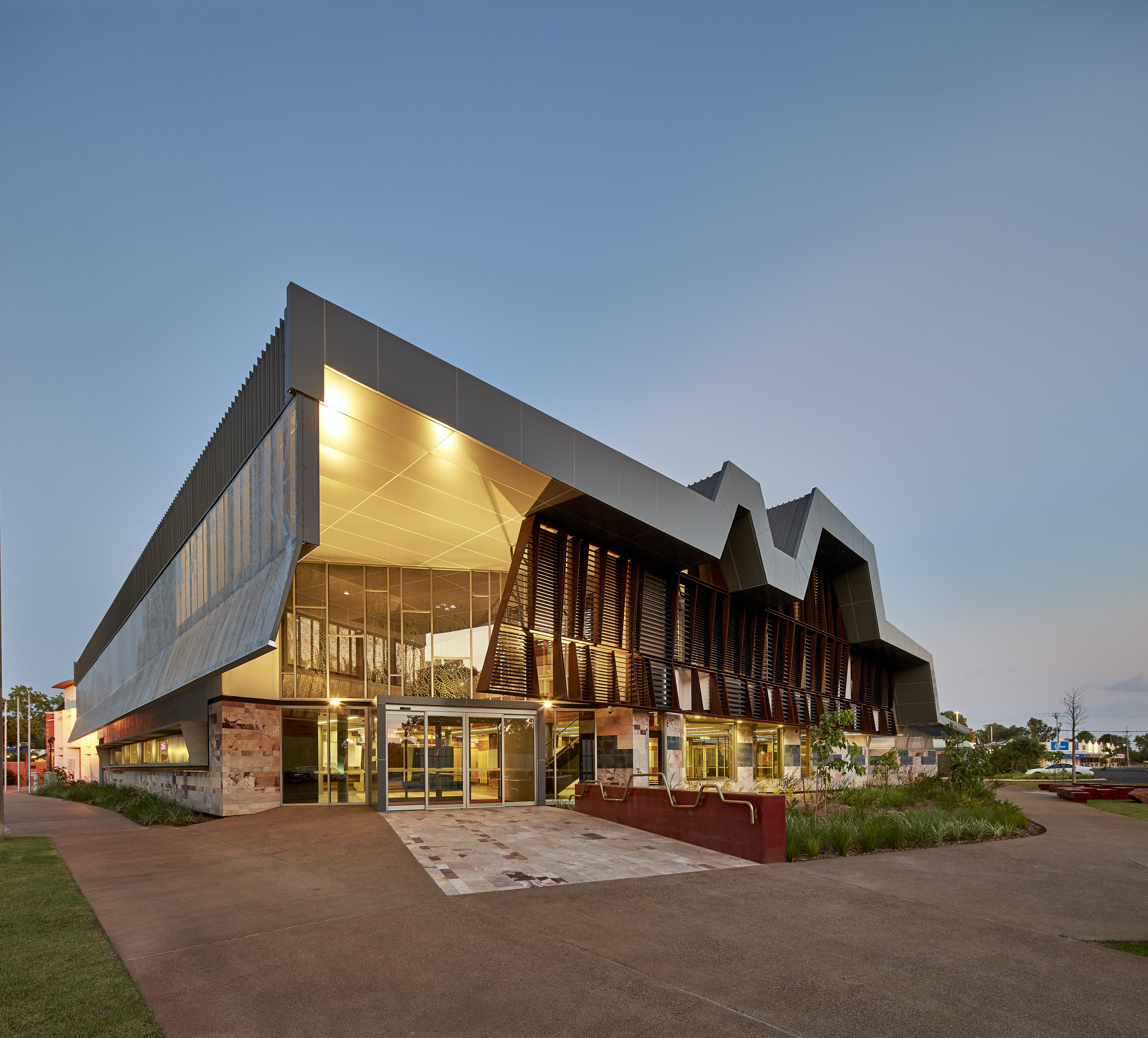 Kununurra Replacement Courthouse - Architizer