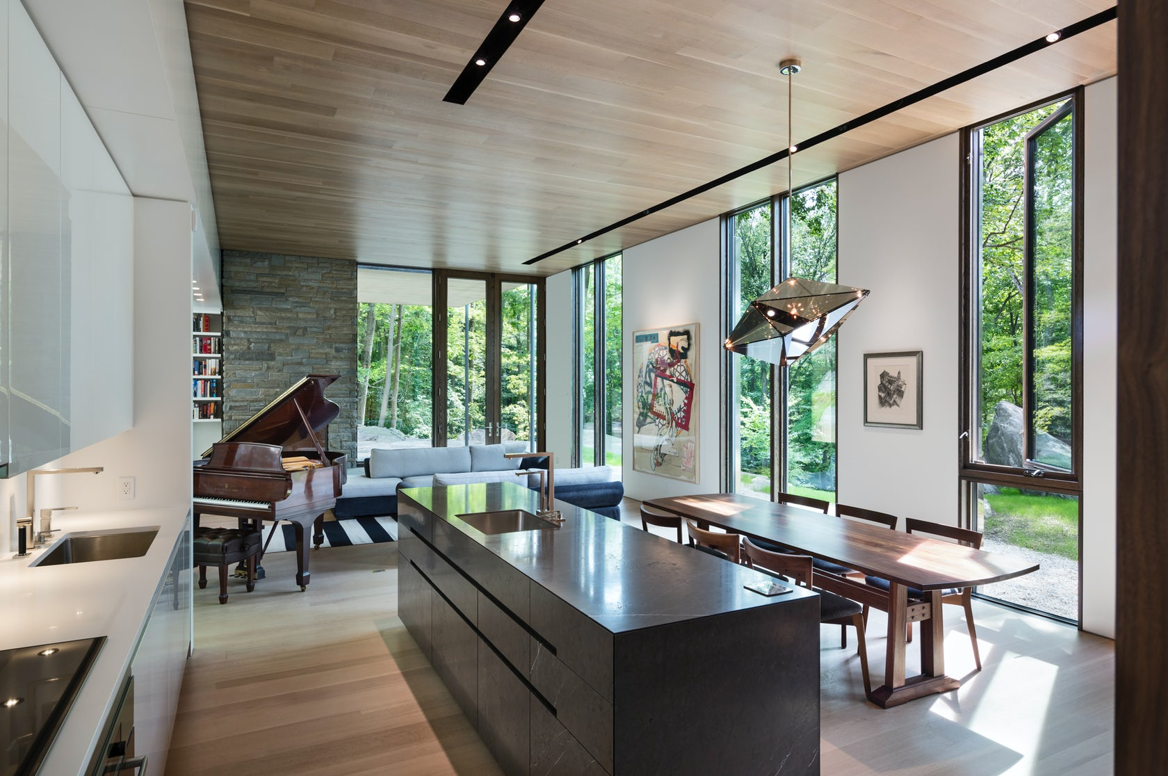 Pound Ridge House Architizer