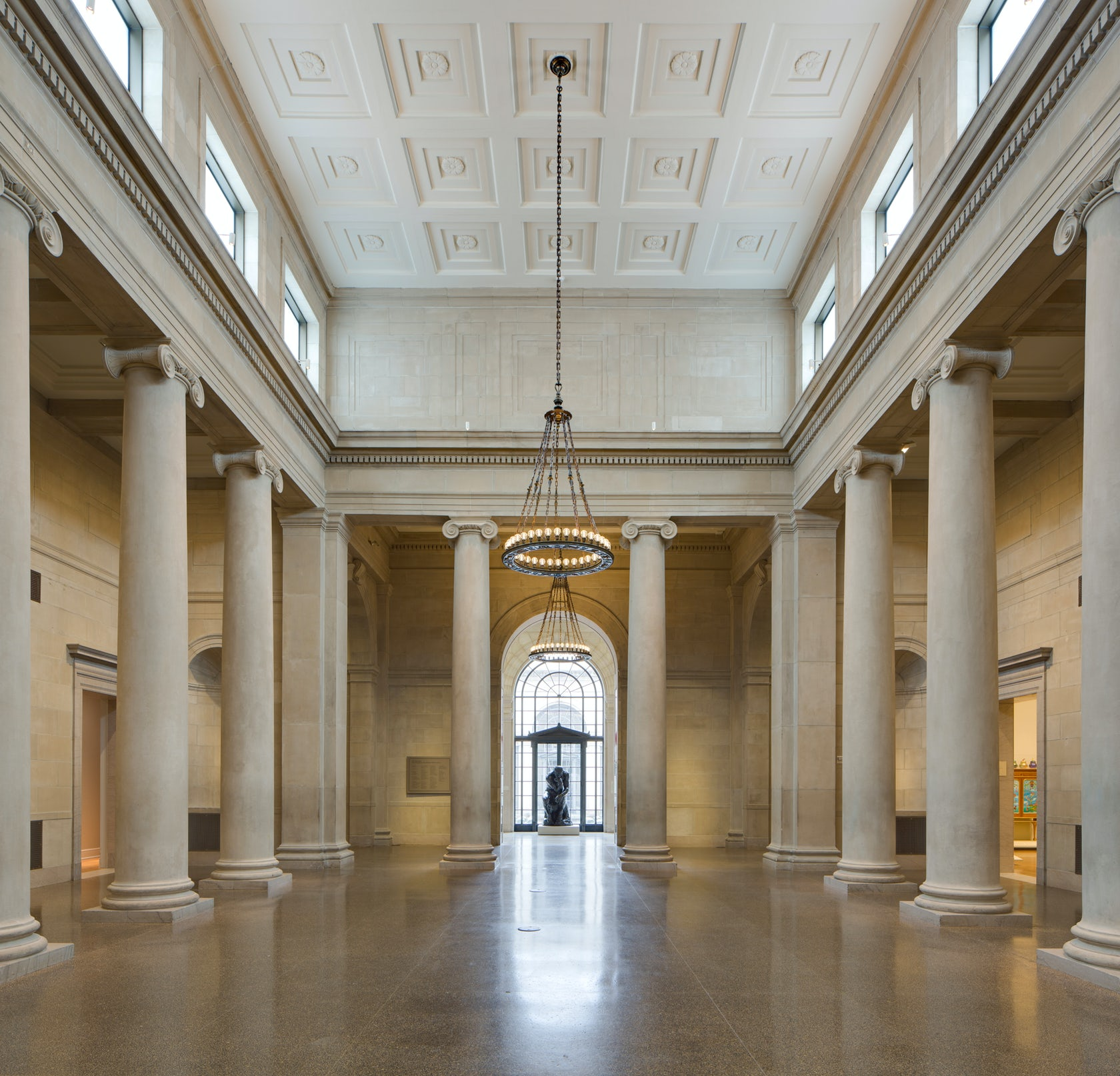 Baltimore Museum Of Art Major Renovations Architizer