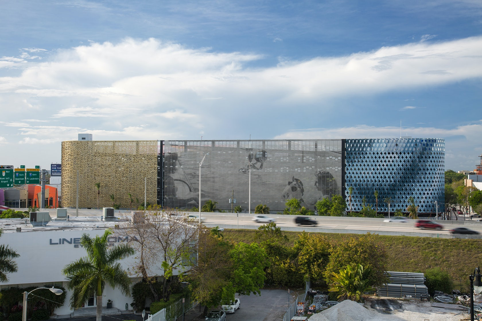 City view garage miami design district architizer for Design district