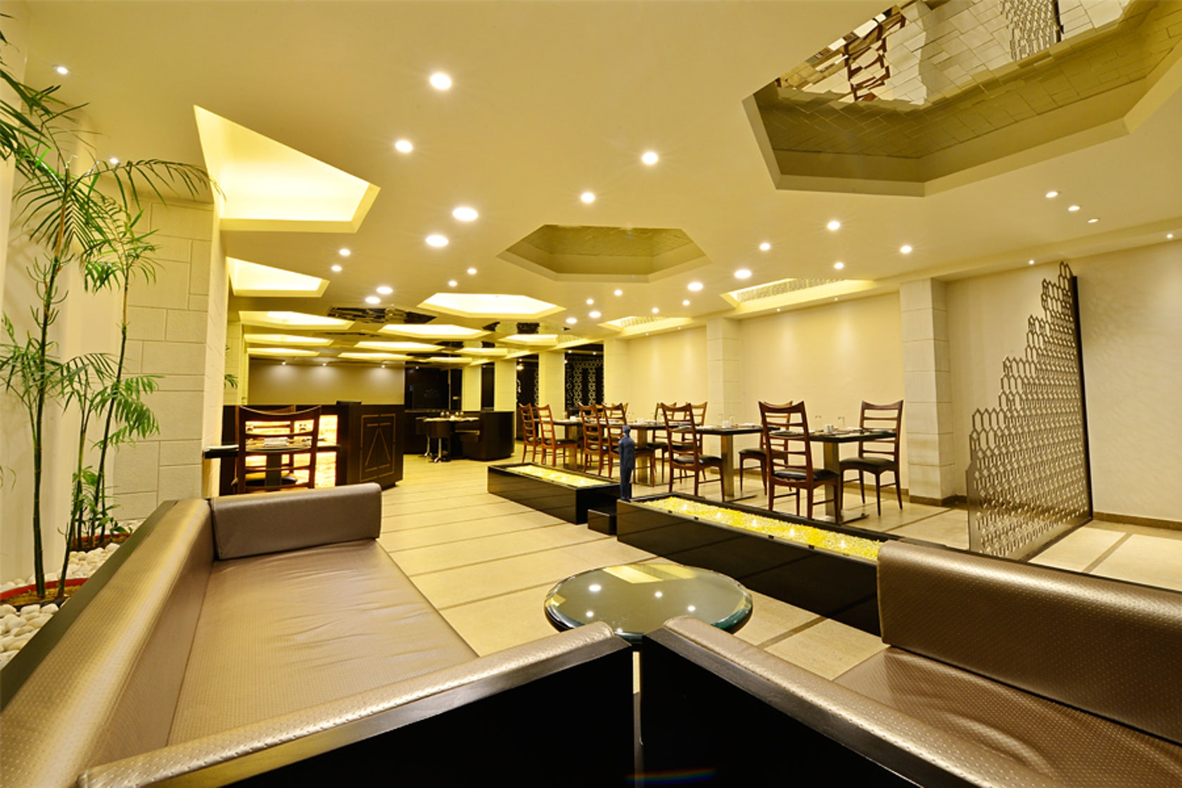 Zucchini architizer for Ayaan indian cuisine