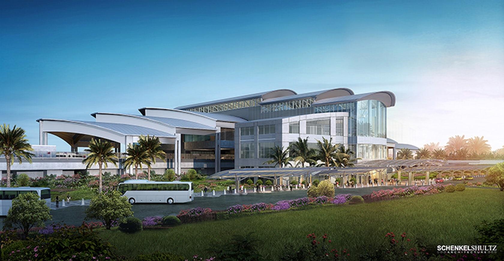 Orlando International Airport Intermodal Terminal Facility ...