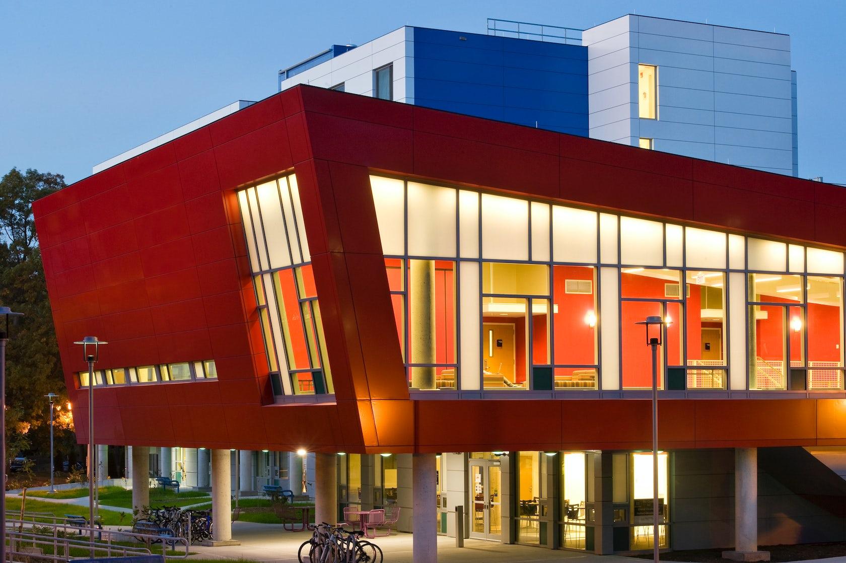 Stony Brook University Interior Design