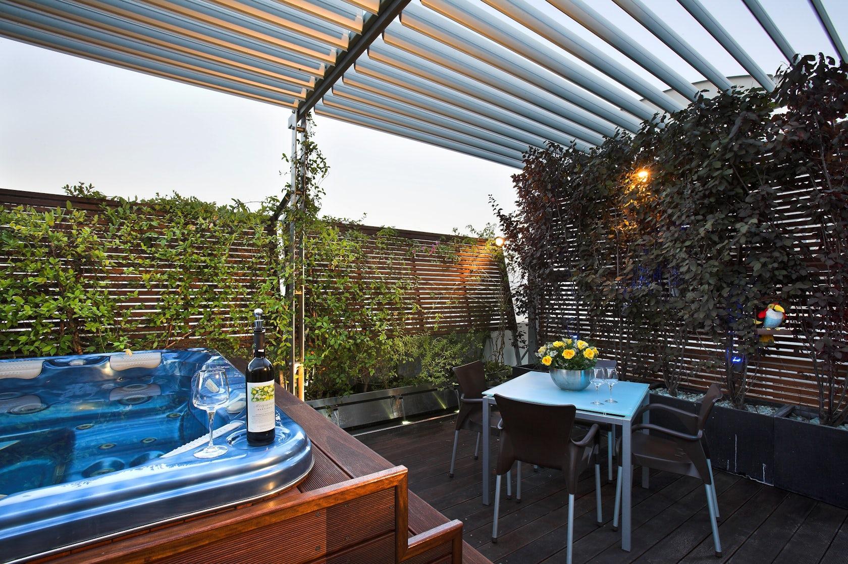 Roof Garden Nicosia - Architizer