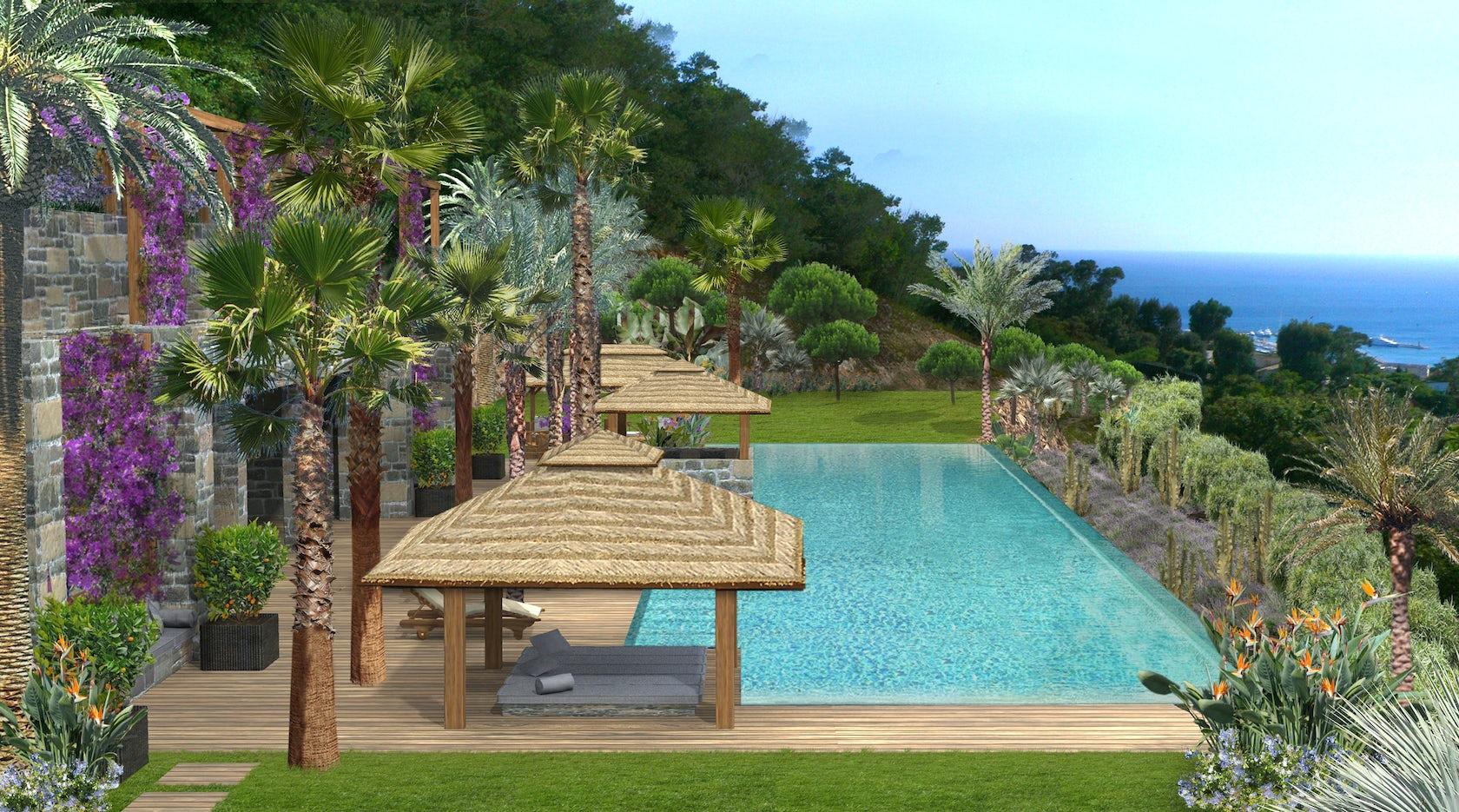 French riviera garden design architizer for Garden design instagram