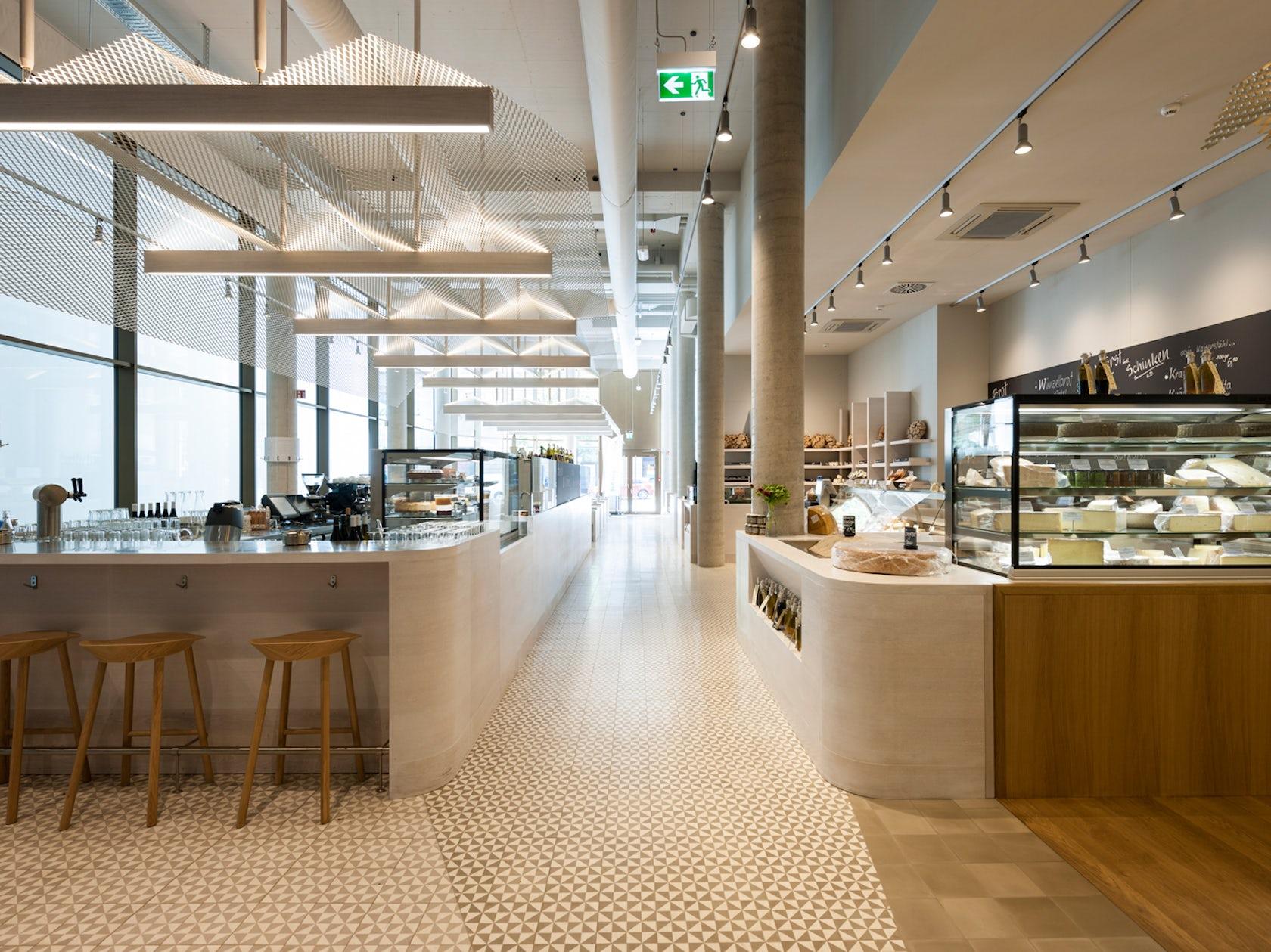 Brot butter restaurant manufactum magazin architizer for Manufactum magazin