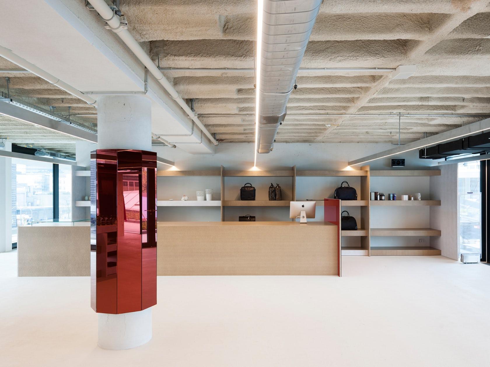 gonzalez haase aas architizer. Black Bedroom Furniture Sets. Home Design Ideas