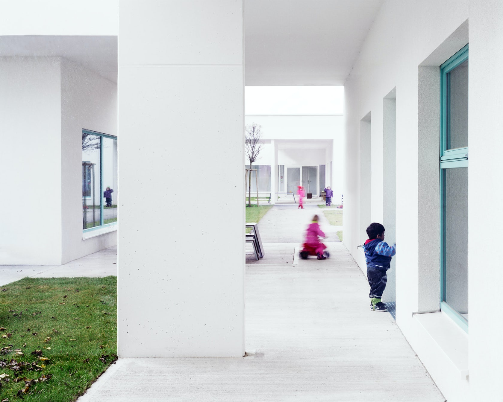 Kibe child care centre kages mug architizer for Raumgestaltung new york