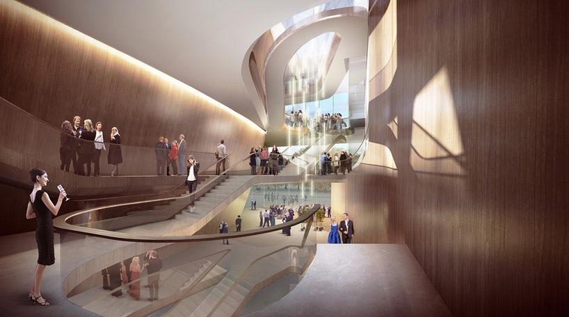 #303F8722190640  Landmark Theater For Den Bosch Triumphs In Public Vote Architizer Van de bovenste plank Design Meubelzaken Den Bosch 2713 beeld 16809372713 Inspiratie