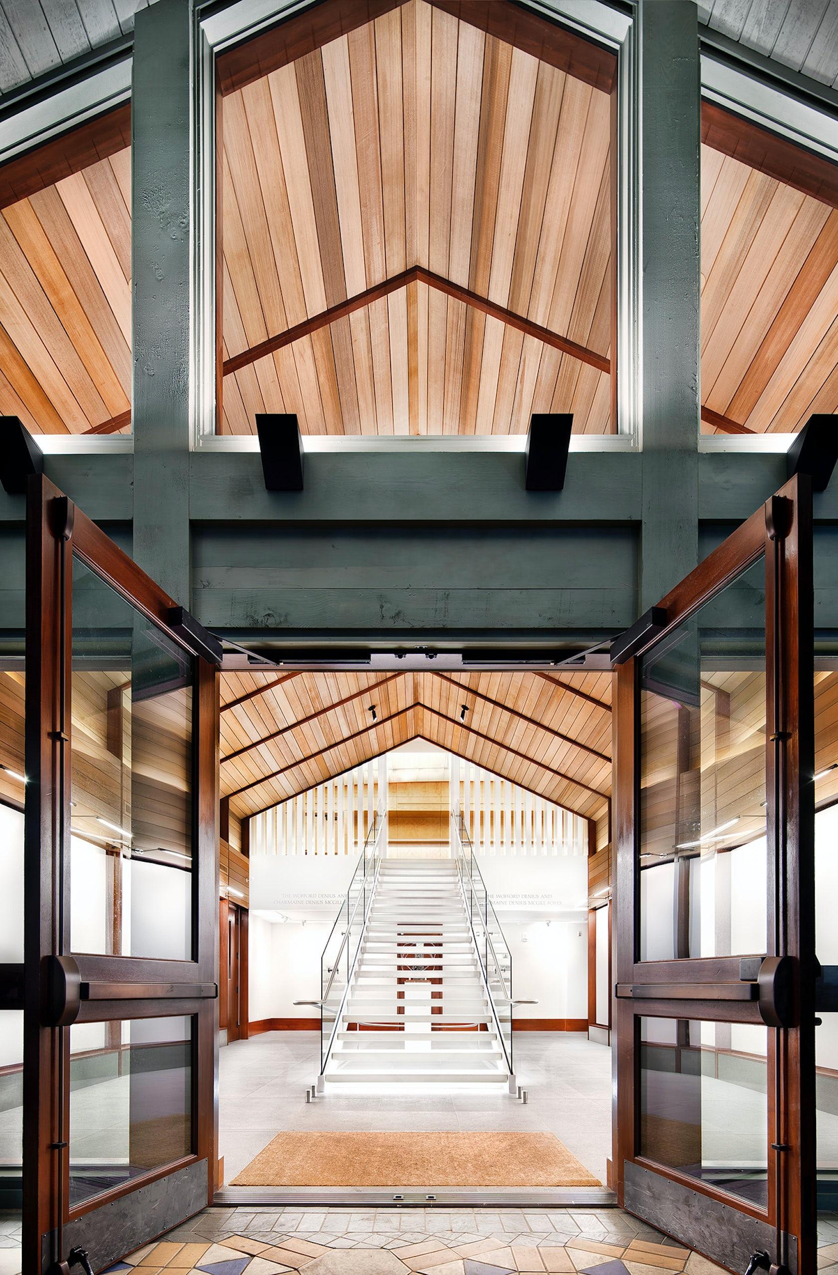 Texas Exes Alumni Center Architizer