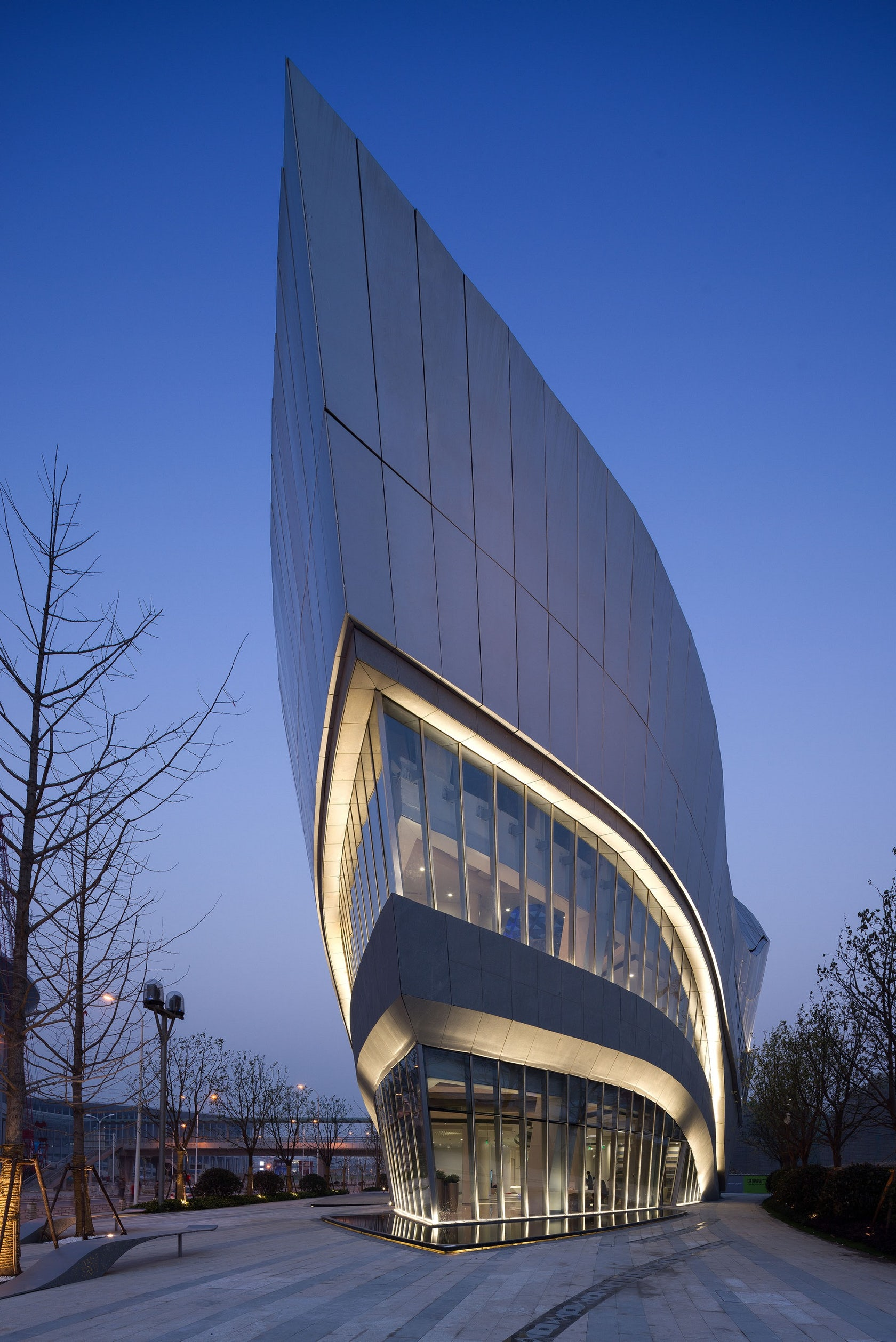 Hongqiao World Centre Gallery Shanghai On Architizer