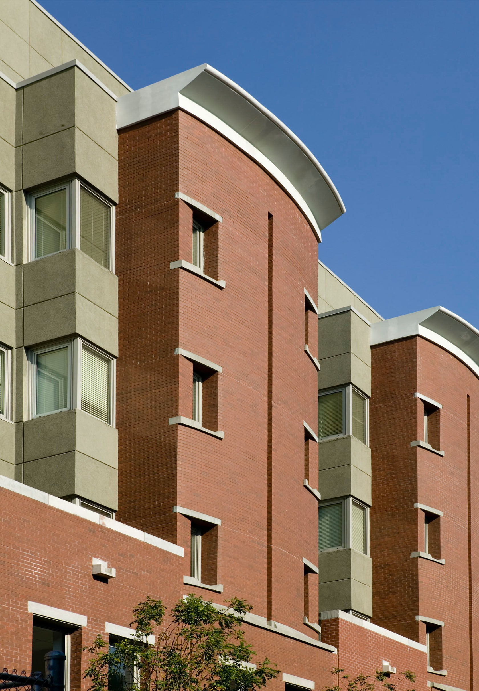 New York Methodist Hospital Infi Ll Building Architizer