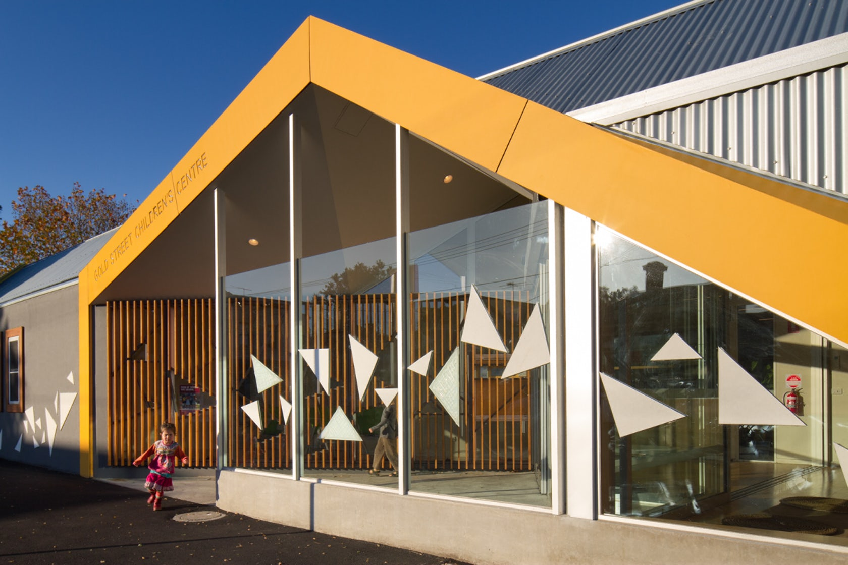 Gold Street Children S Centre Architizer