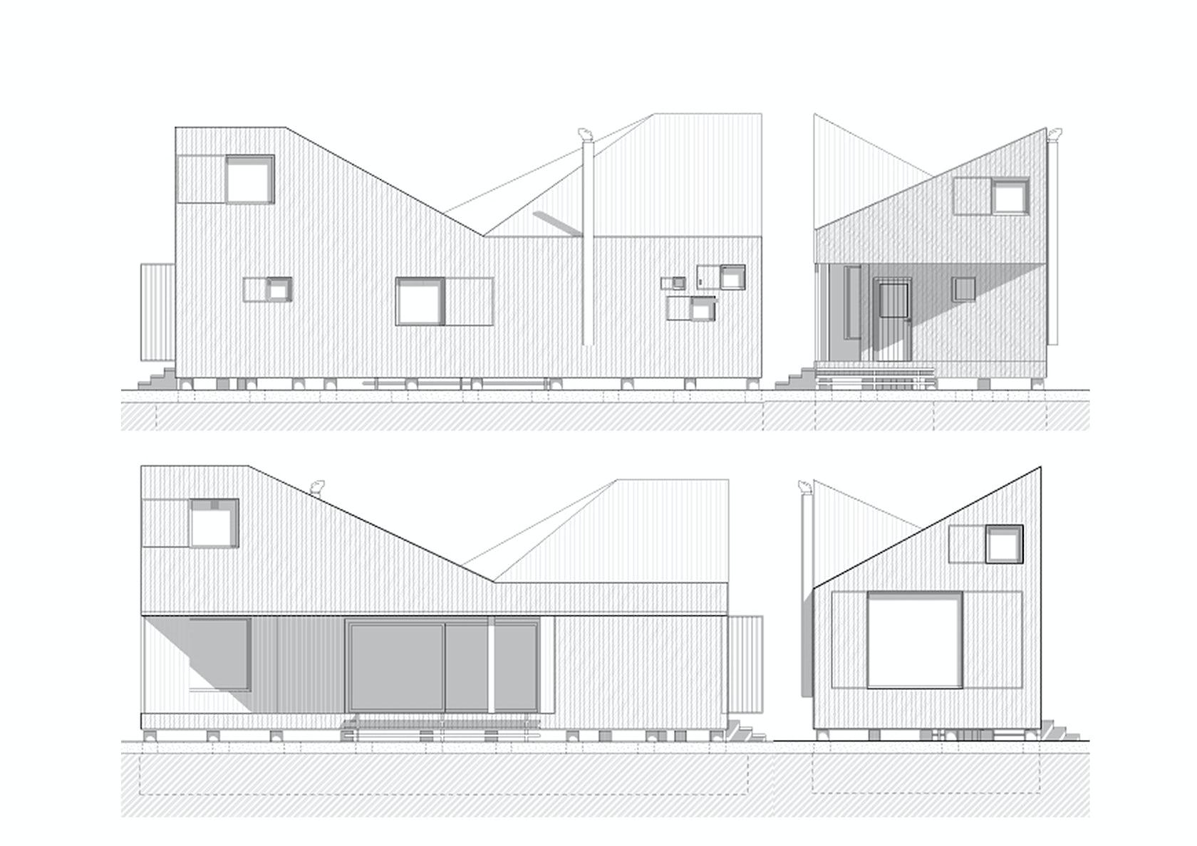 ENERGY EFFICIENT WOODEN HOUSE ZILVAR on Architizer on