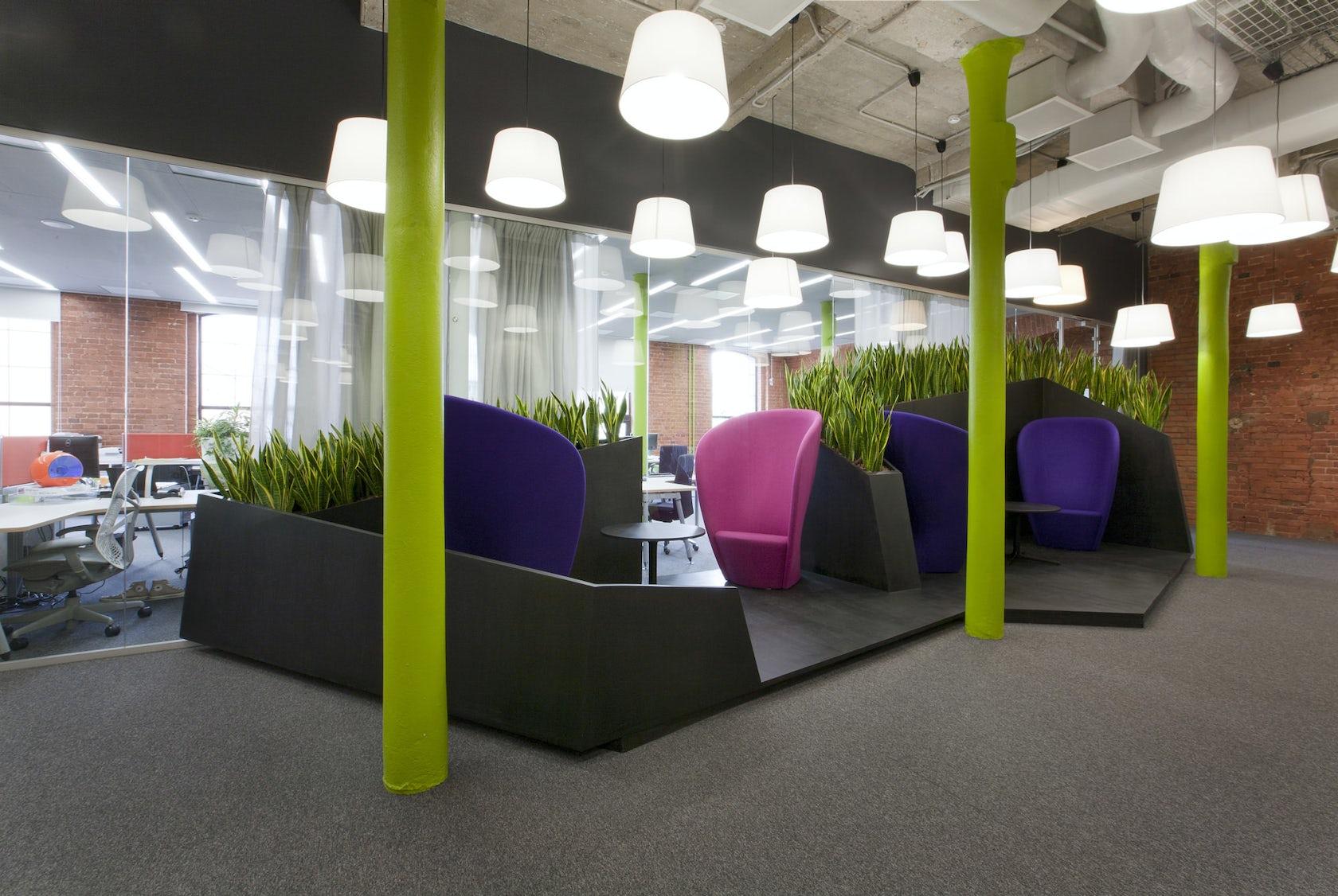 Yandex mamontov office on architizer