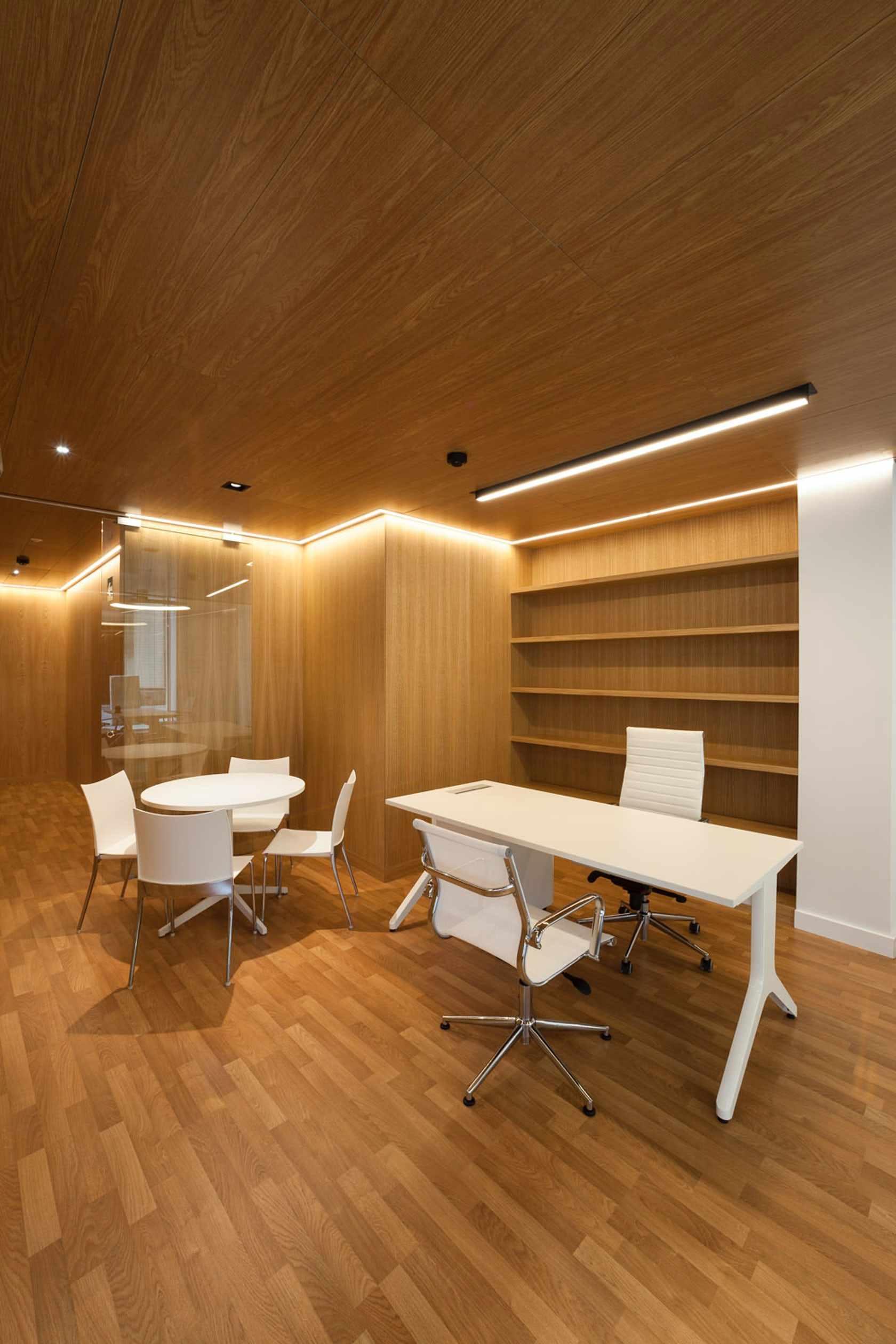 Arquia bank office architizer - Arquitectos en bilbao ...