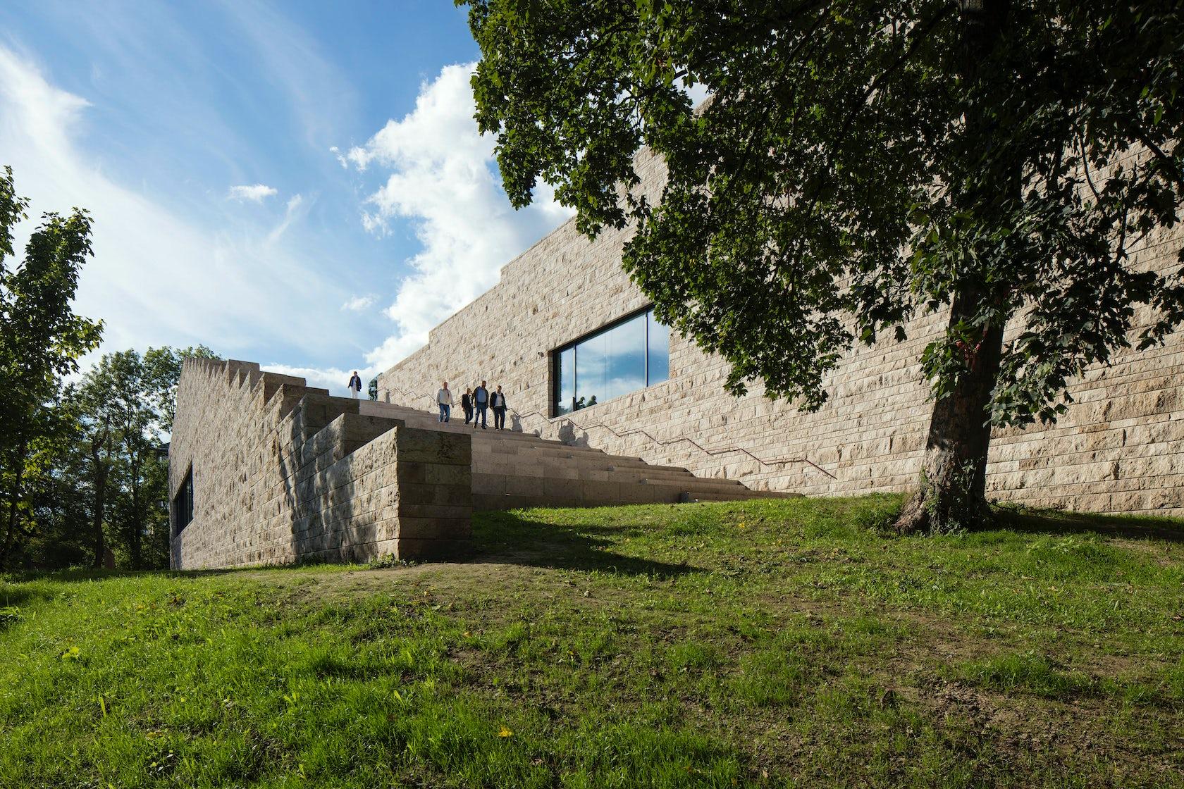Grimmwelt Kassel - Architizer