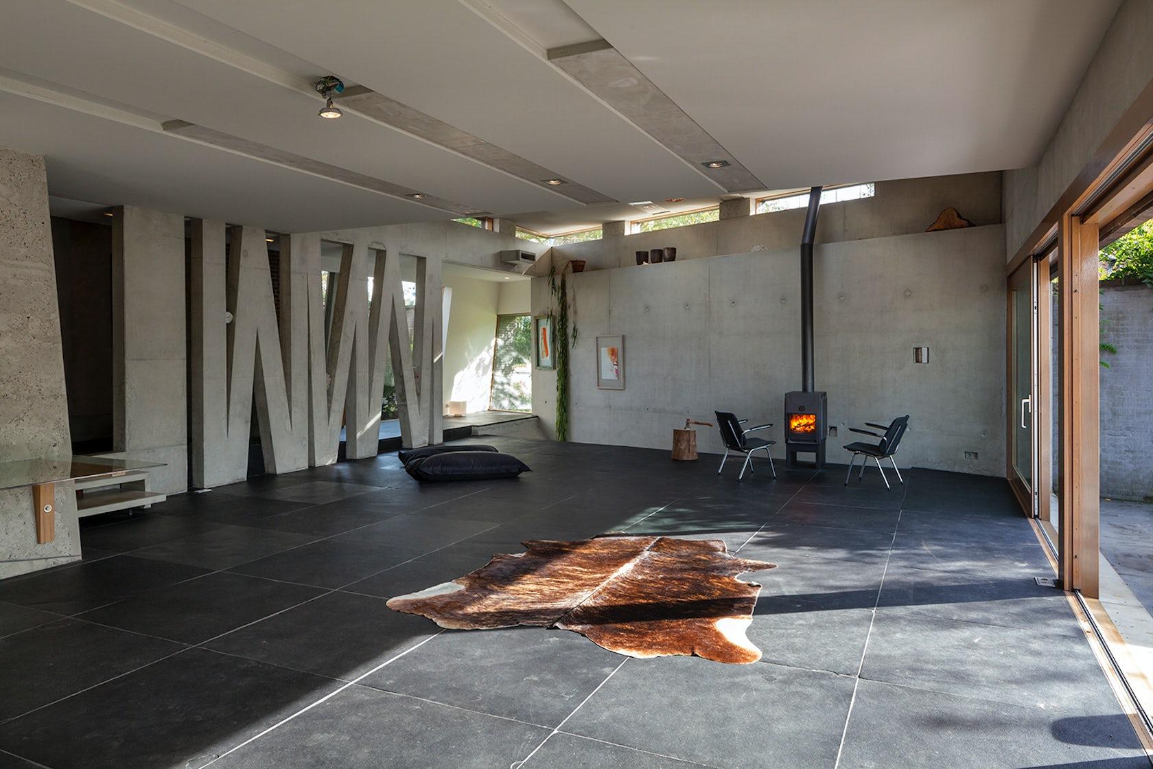 villa het tolhuis architizer. Black Bedroom Furniture Sets. Home Design Ideas