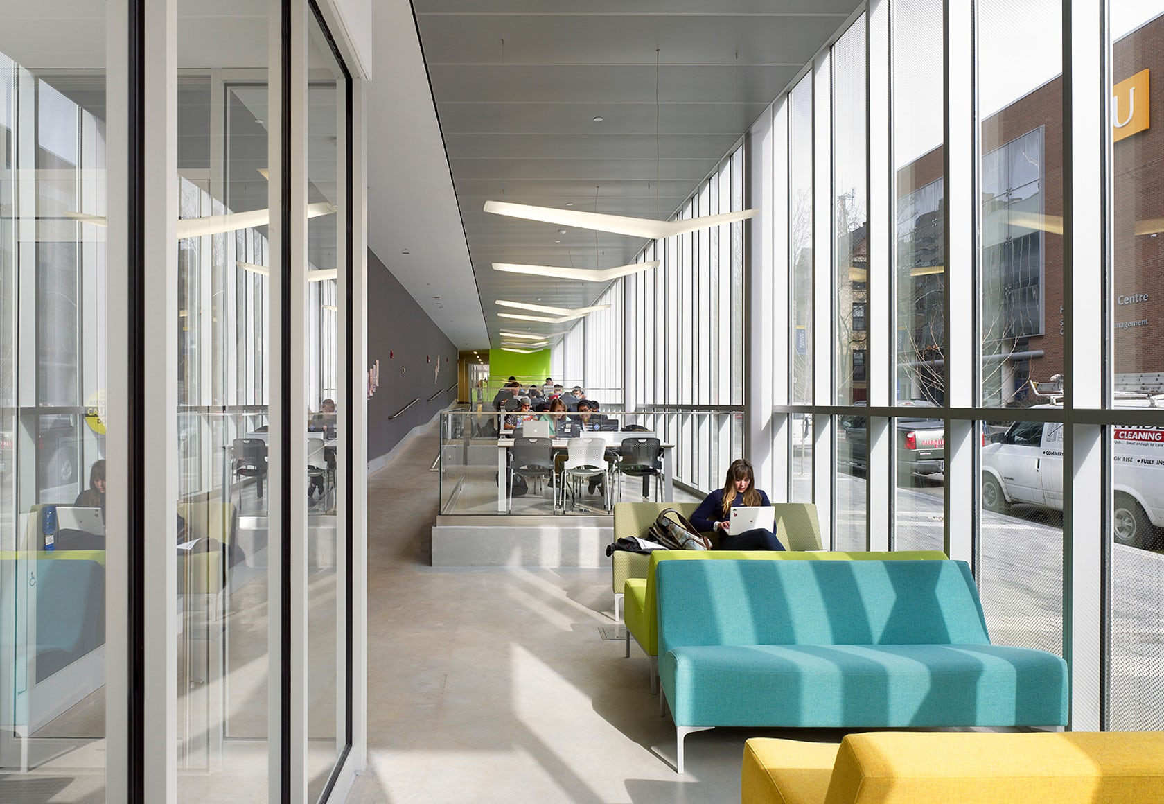 Ryerson Image Centre And School Of Arts University On Architizer