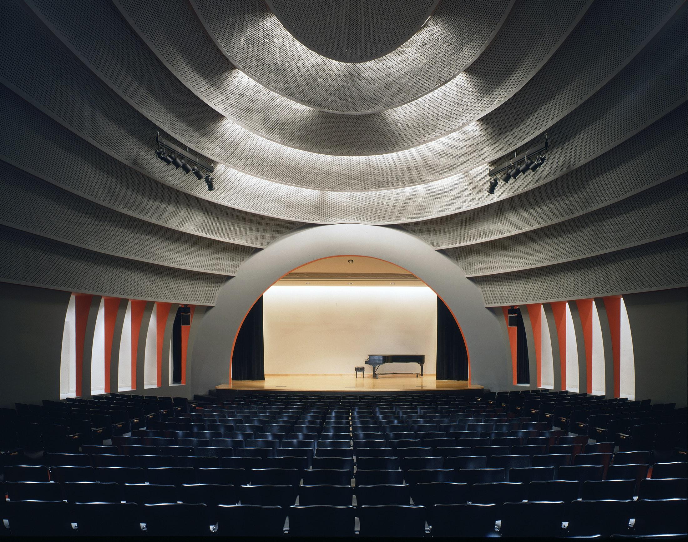 tishman auditorium