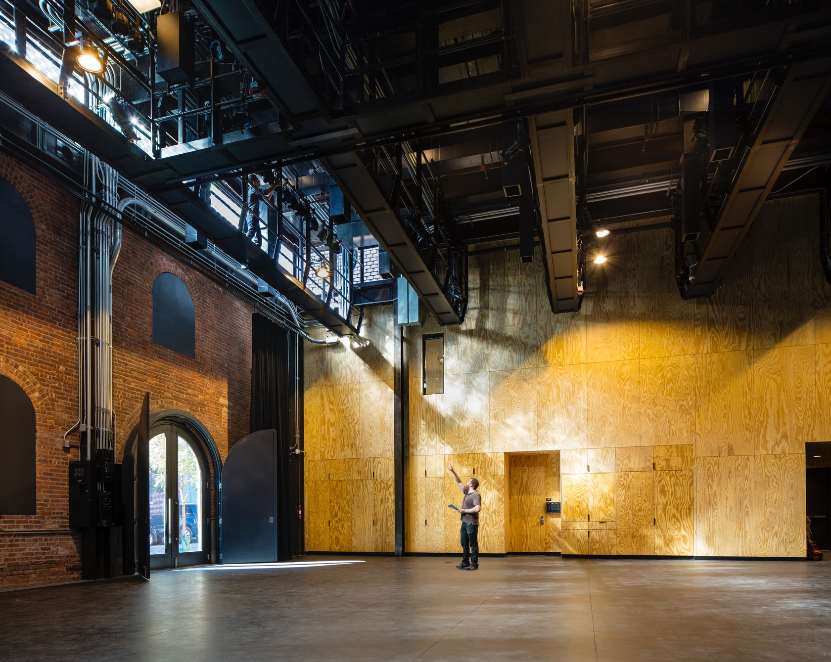 St Ann S Warehouse Architizer