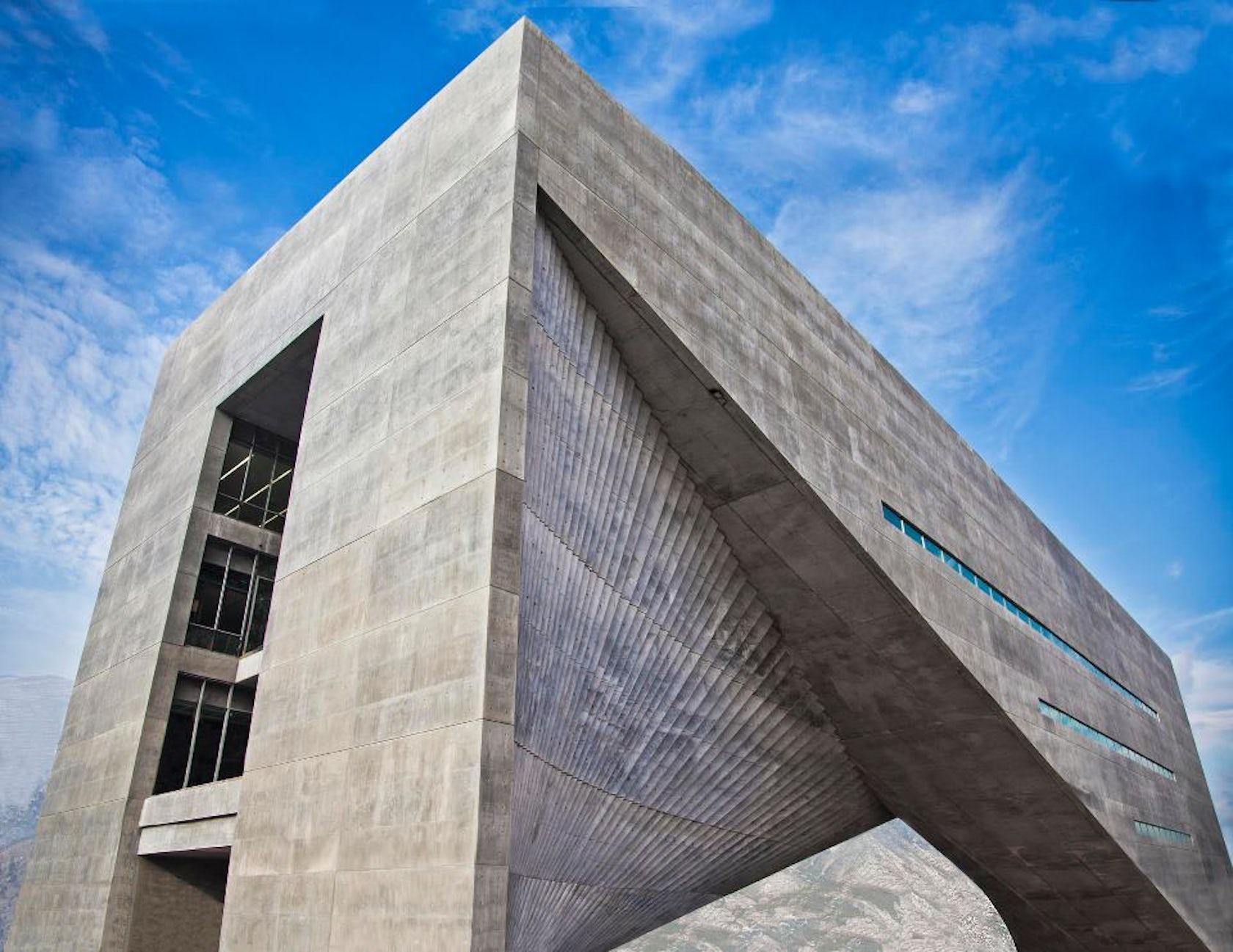 centro roberto garza sada de arte arquitectura y dise o