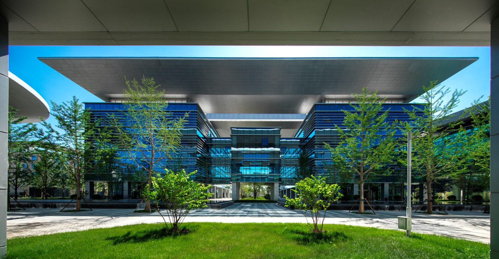 Beijing Zhongguancun New Material Research & Development ...