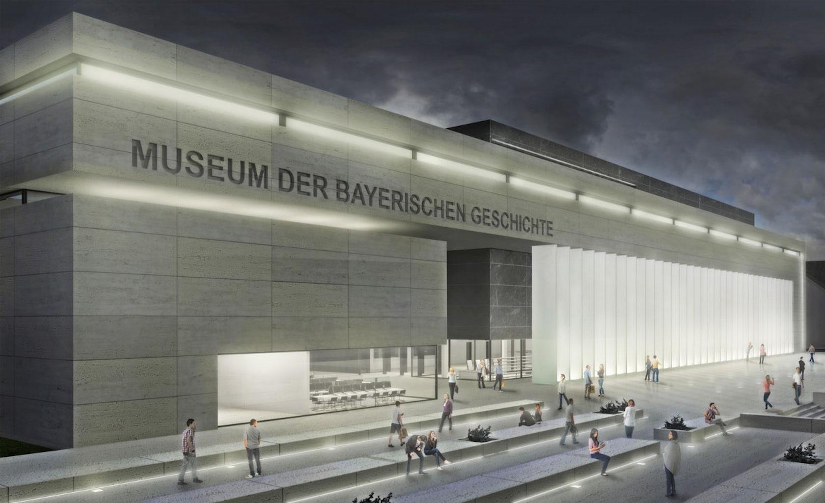 museum der bayerischen geschichte museum of bavarian. Black Bedroom Furniture Sets. Home Design Ideas
