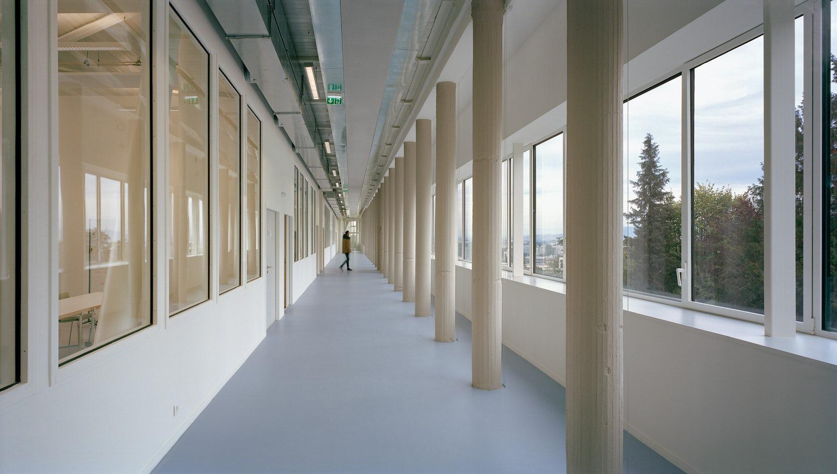 clermont ferrand school of architecture architizer. Black Bedroom Furniture Sets. Home Design Ideas