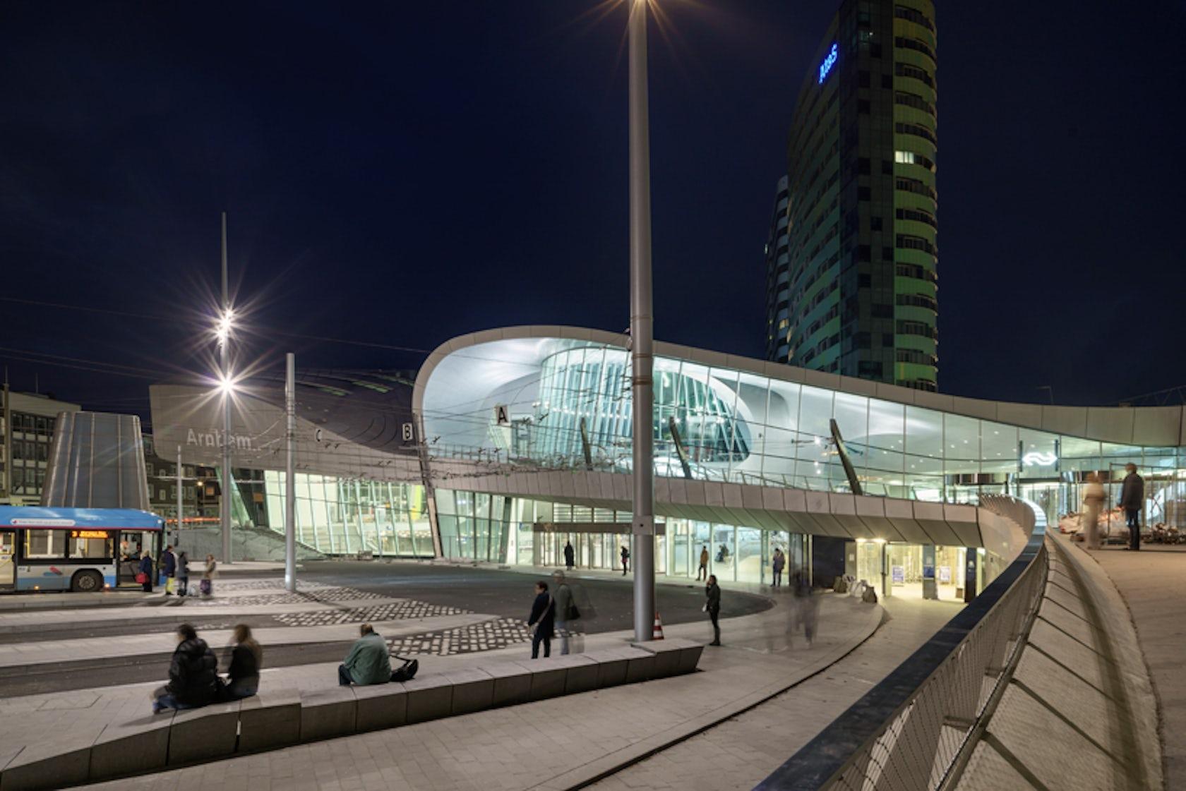 Arnhem Central Architizer