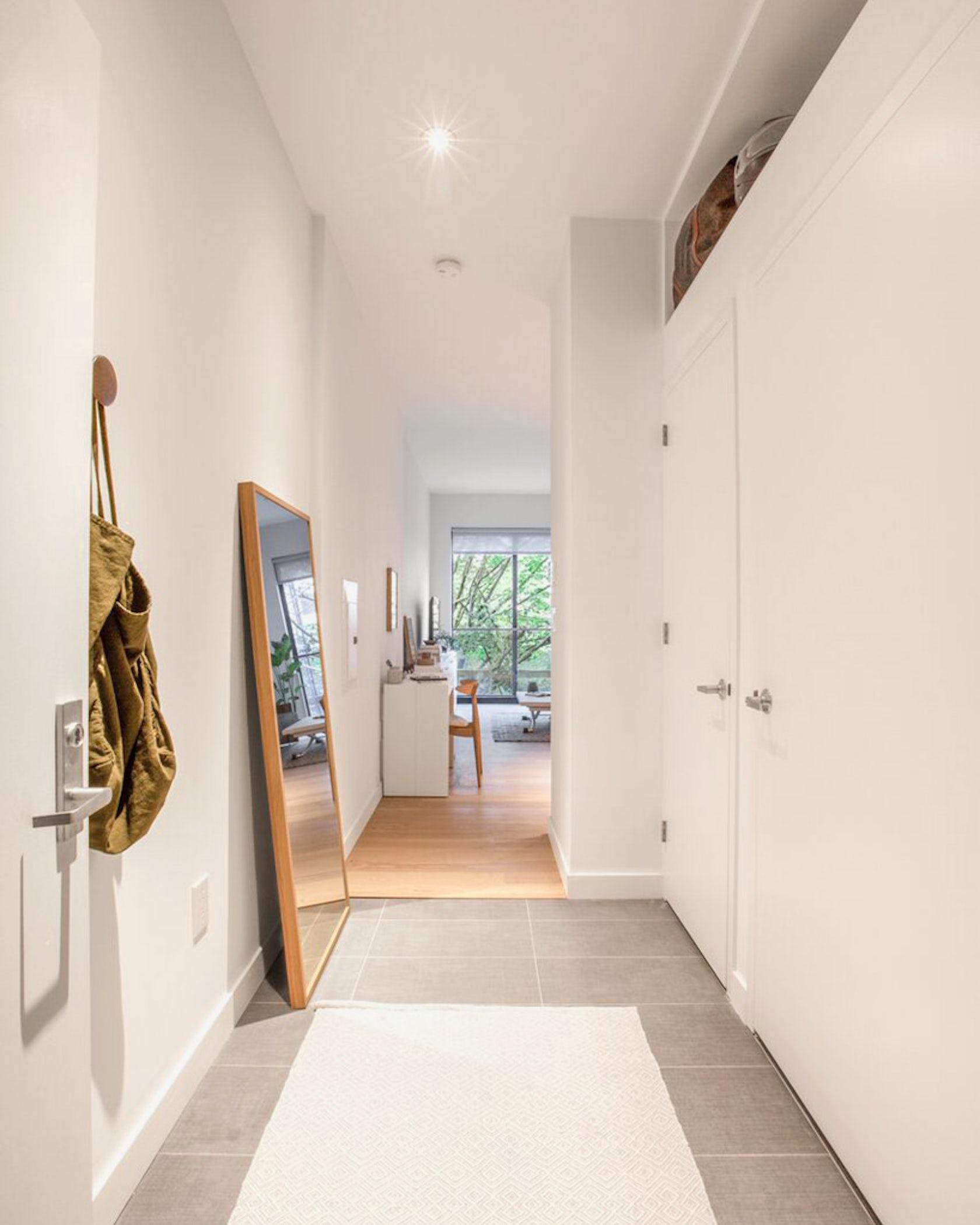 Micro Apartment Interior Design