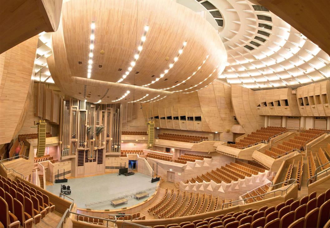 Международный дом музыки схема зала