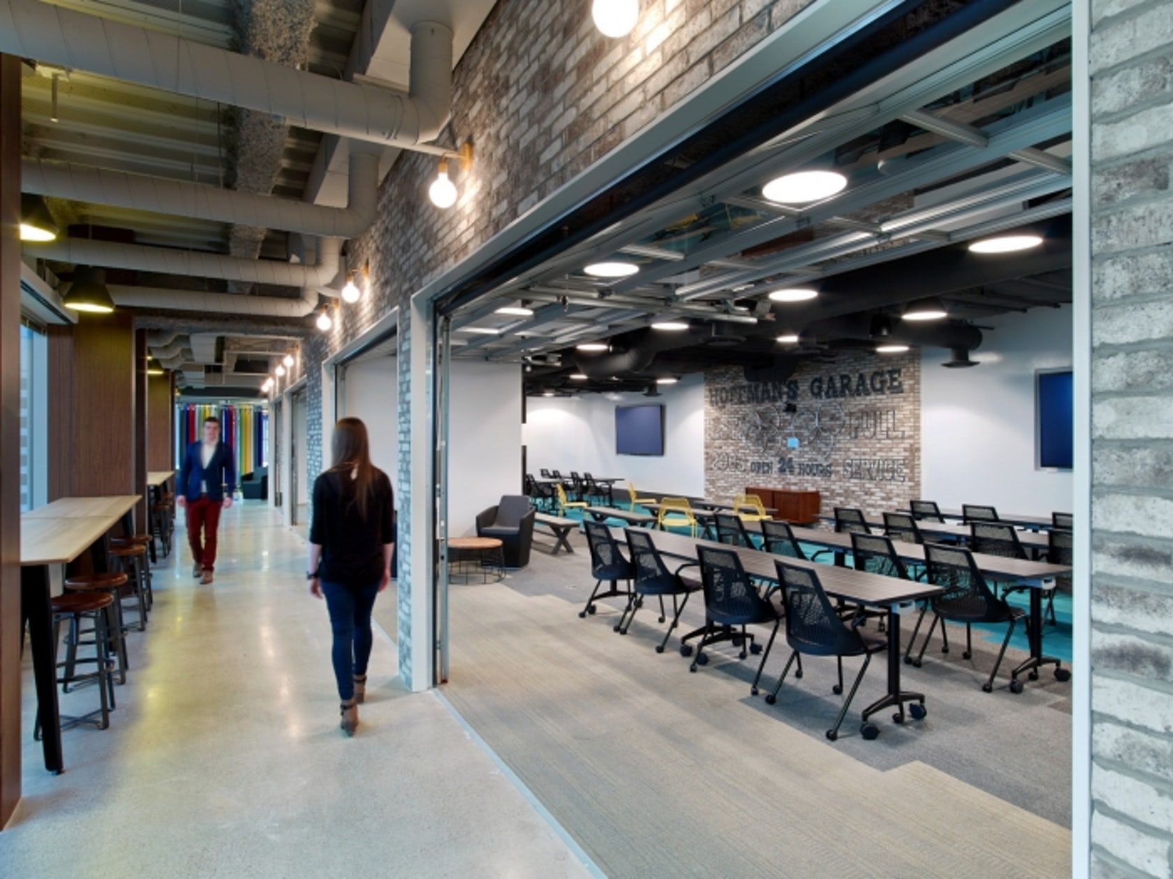 Linkedin Toronto Office Architizer