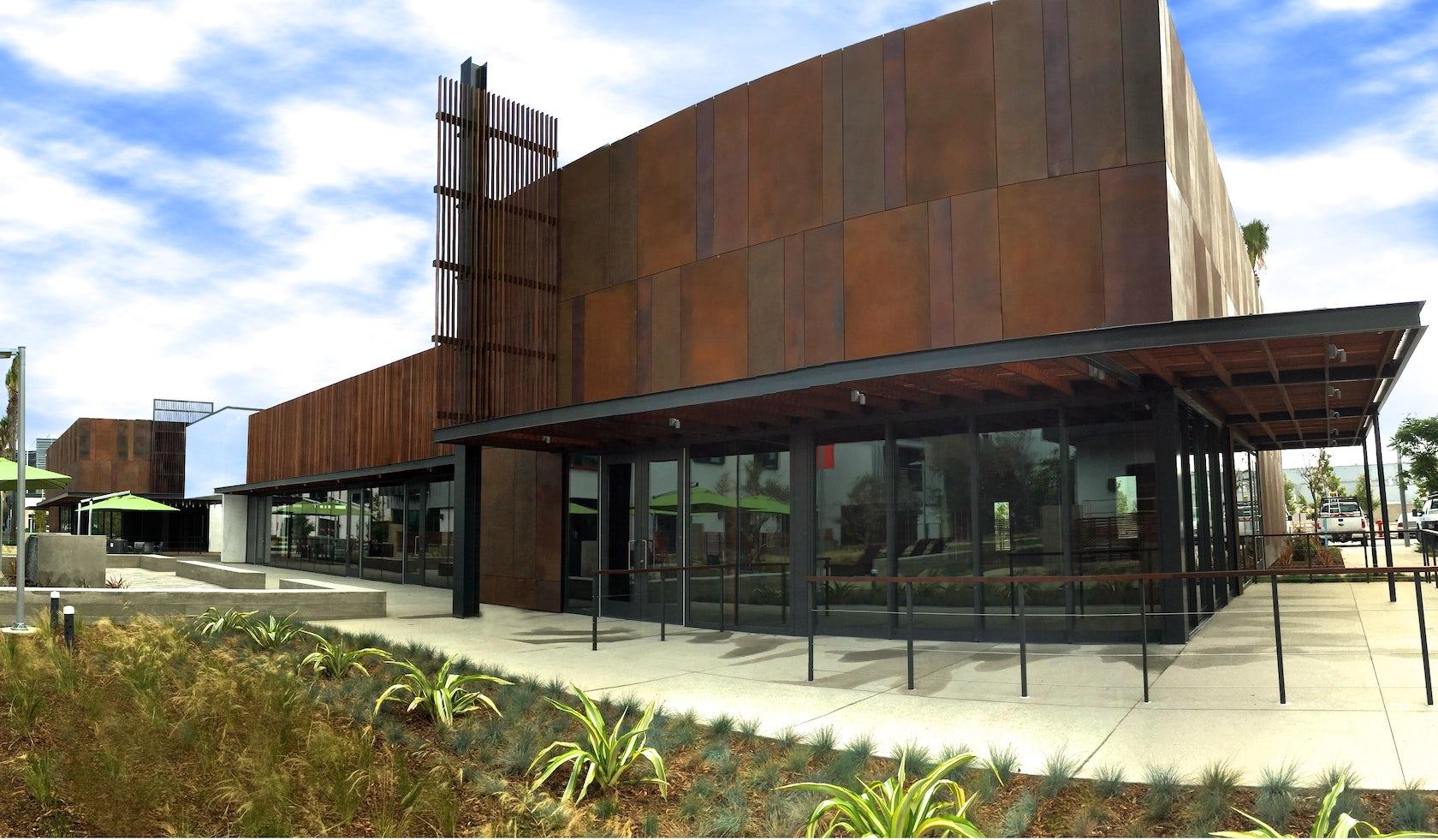 Elevon Campus Architizer