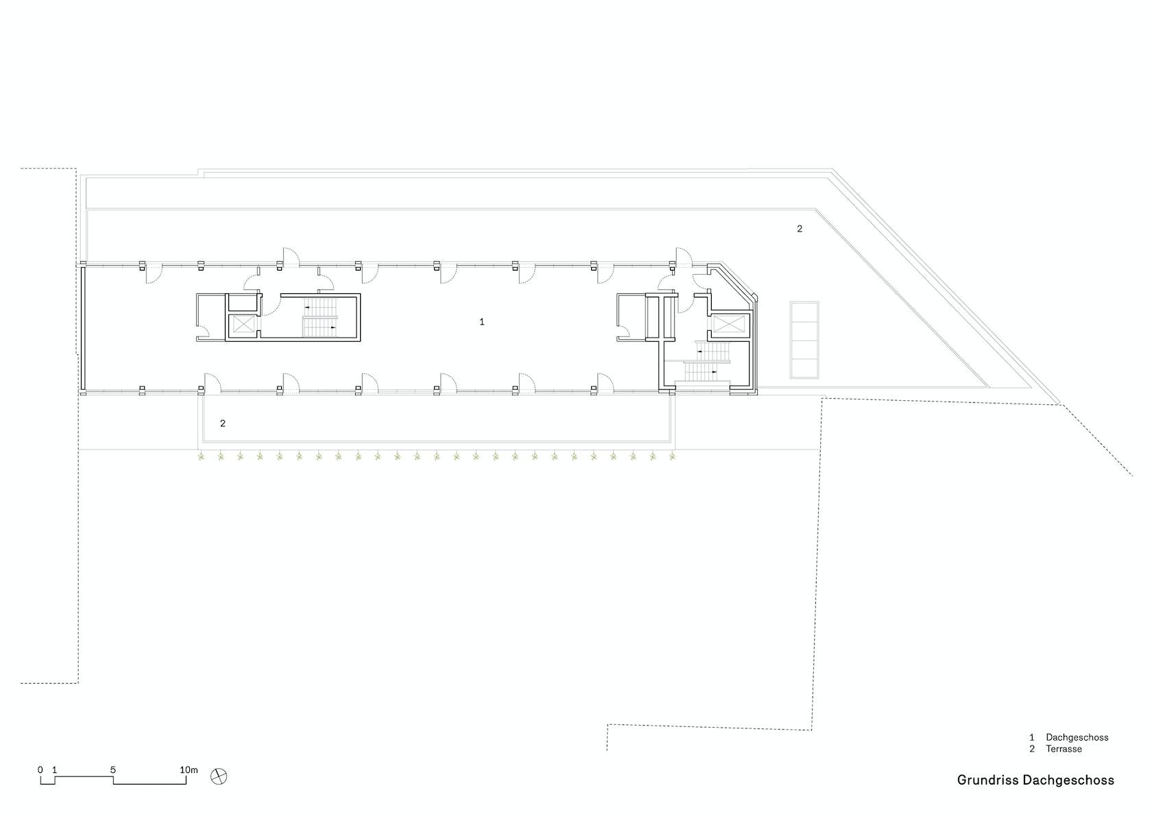 aufbau haus 84 architizer. Black Bedroom Furniture Sets. Home Design Ideas