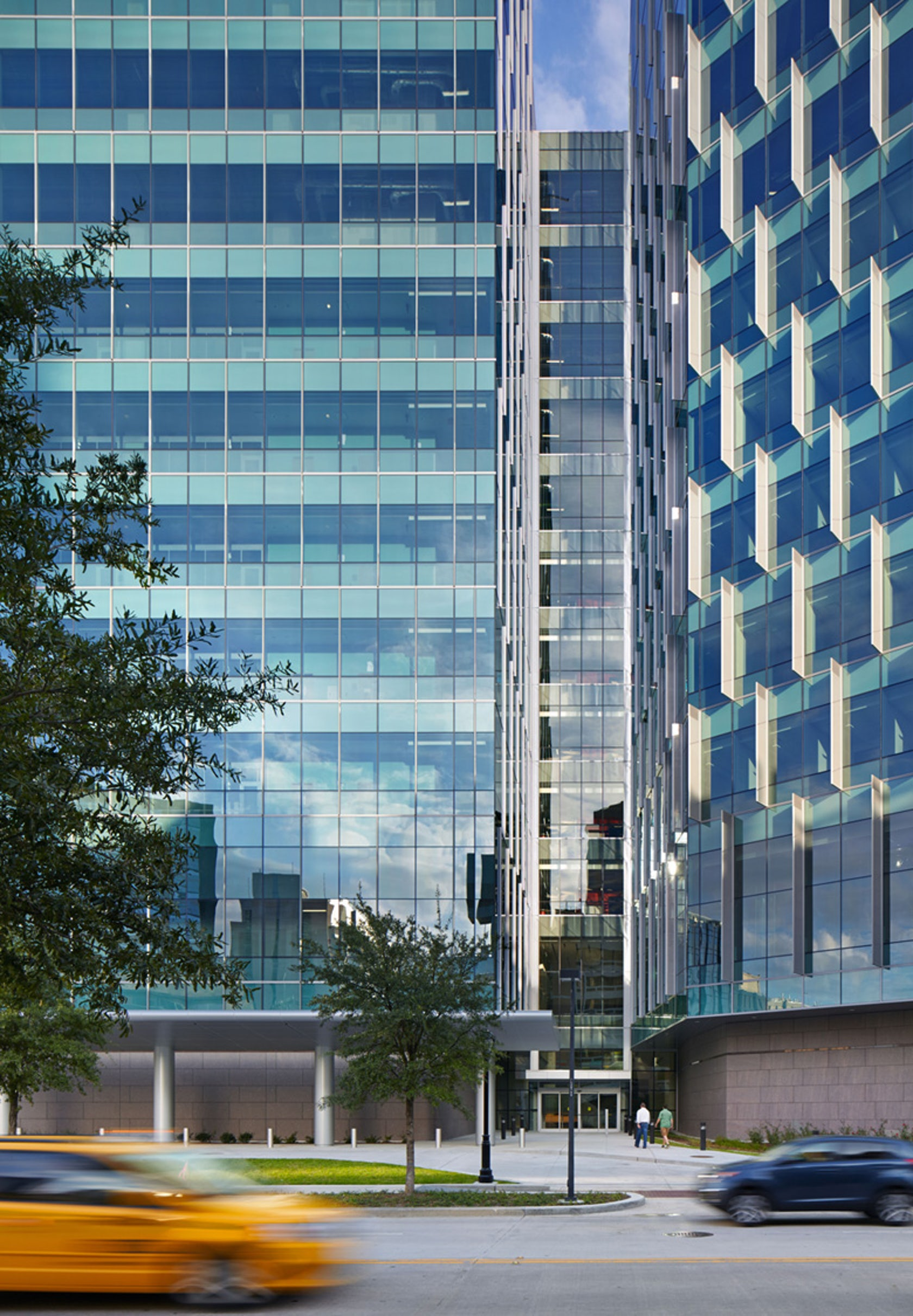 University of Texas MD Anderson Cancer Centers New Space