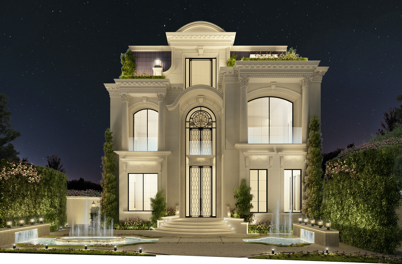 Ions design architizer for Architecture firms in qatar