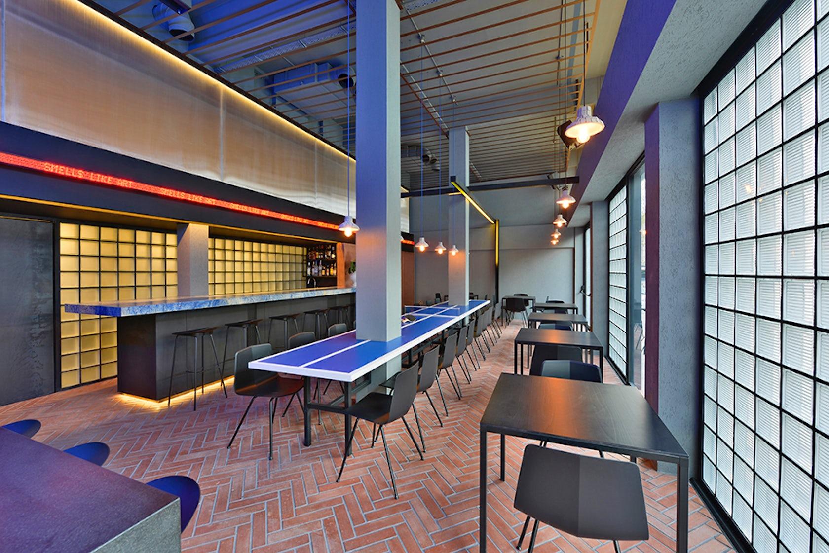 Rokoko kitchen bar architizer for Interior design cyprus