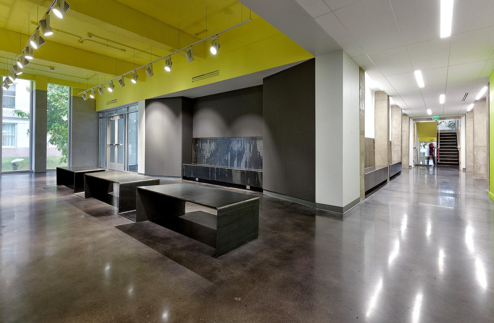 Pummill hall renovation missouri state university for Interior design new york university