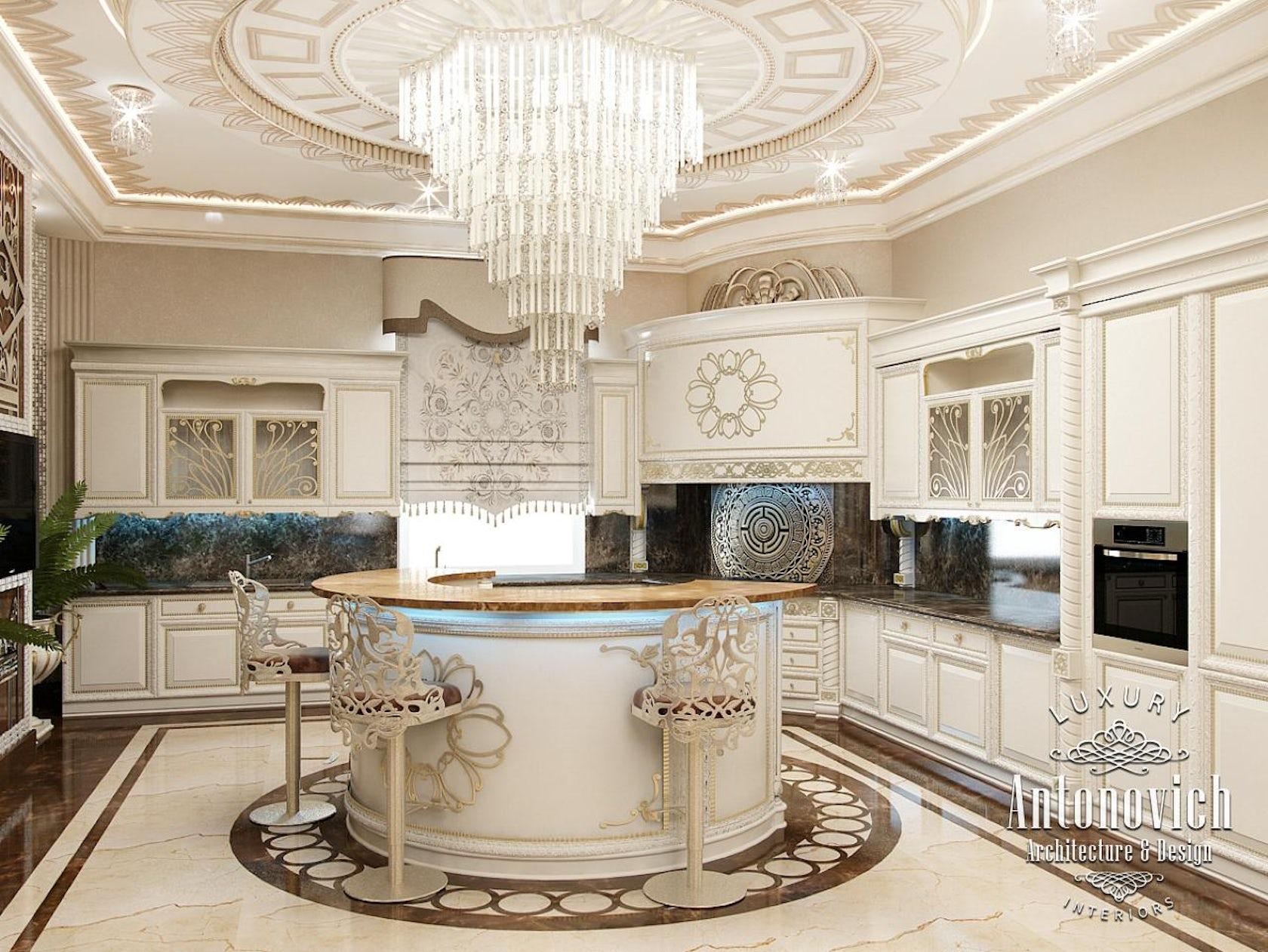 Kitchen dubai from luxury antonovich design architizer for Kitchen designs dubai