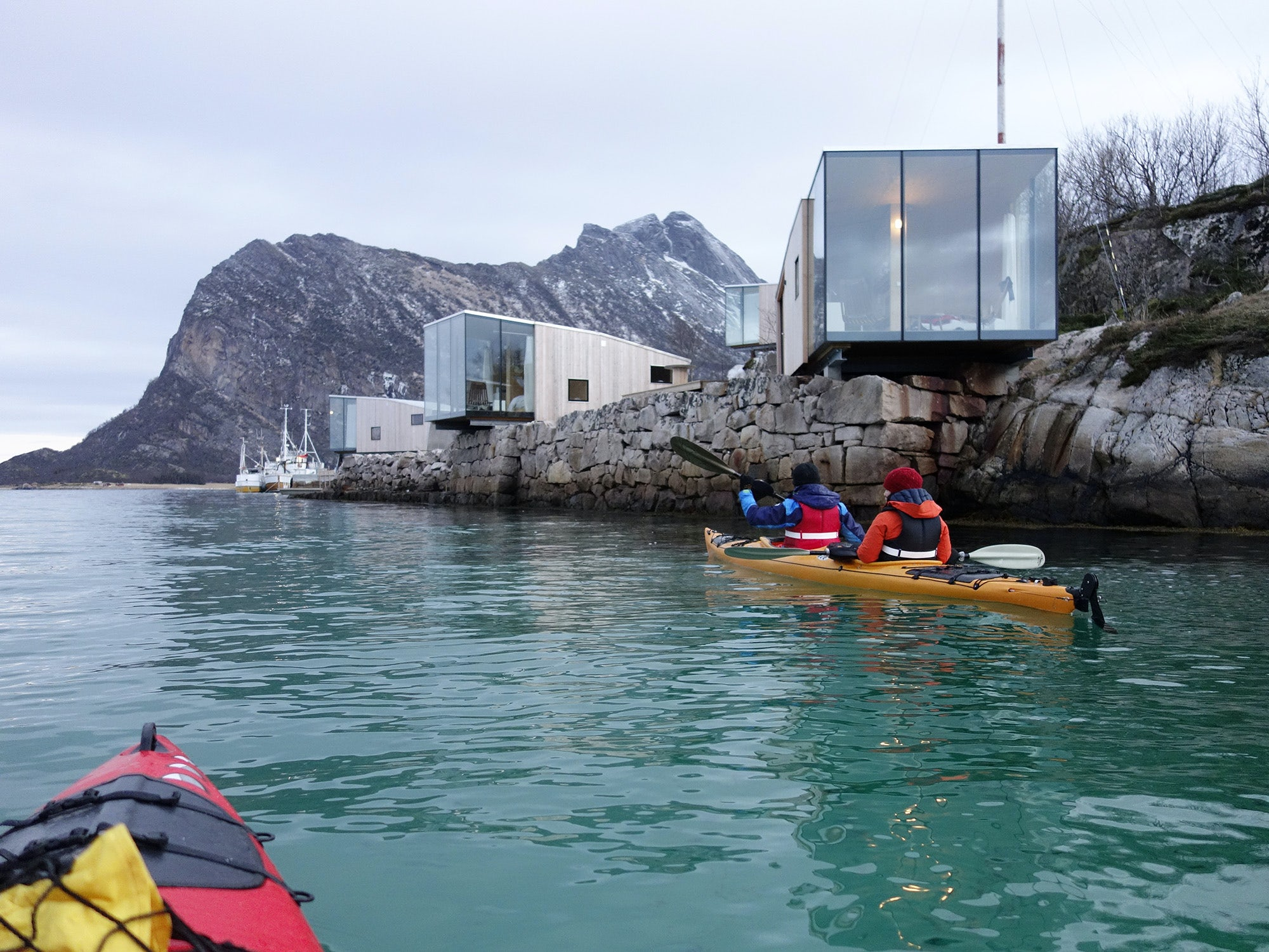 Walking on Water: 7 Floating Hotels