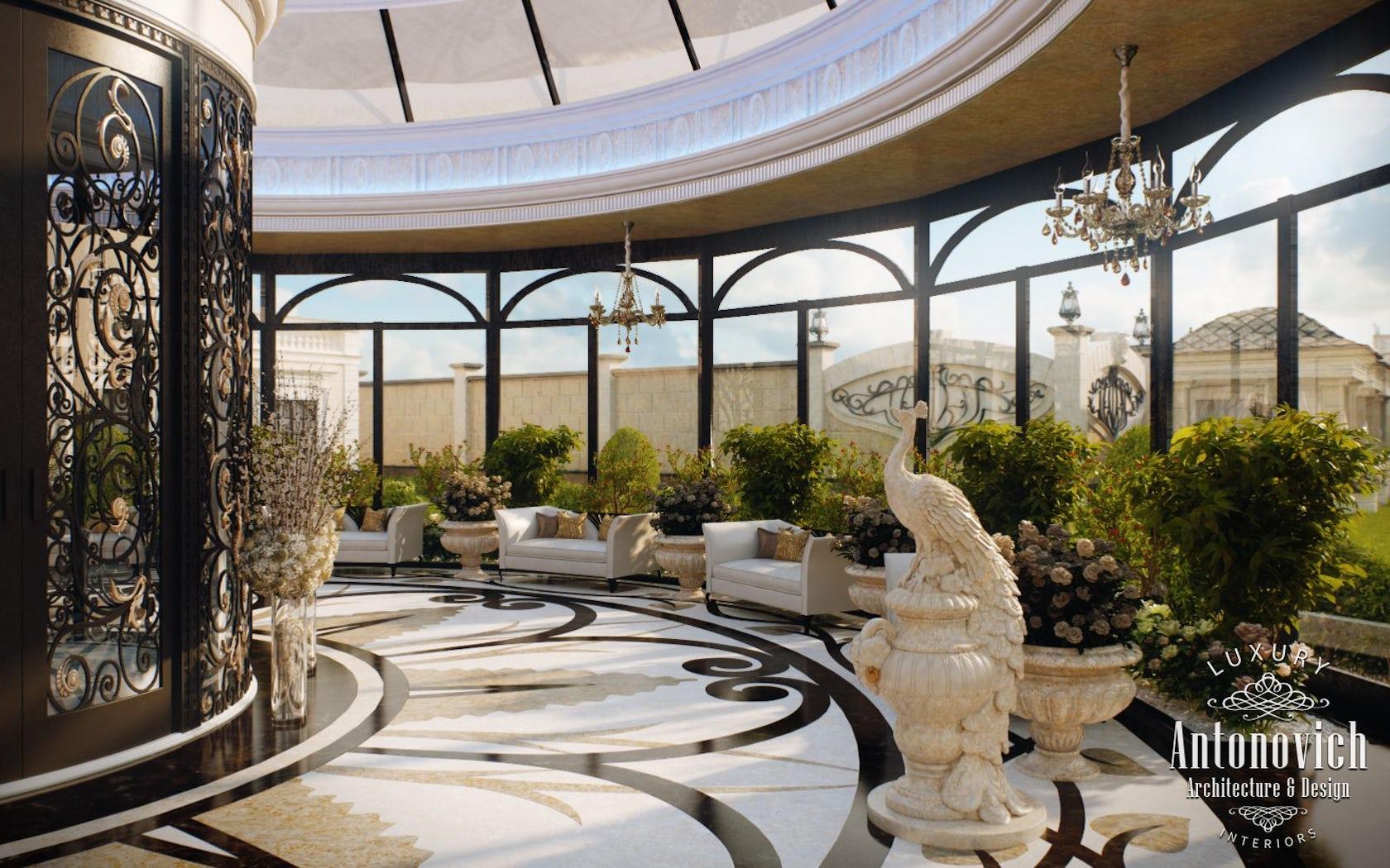 Landscape design dubai from luxury antonovich design for Garden design dubai