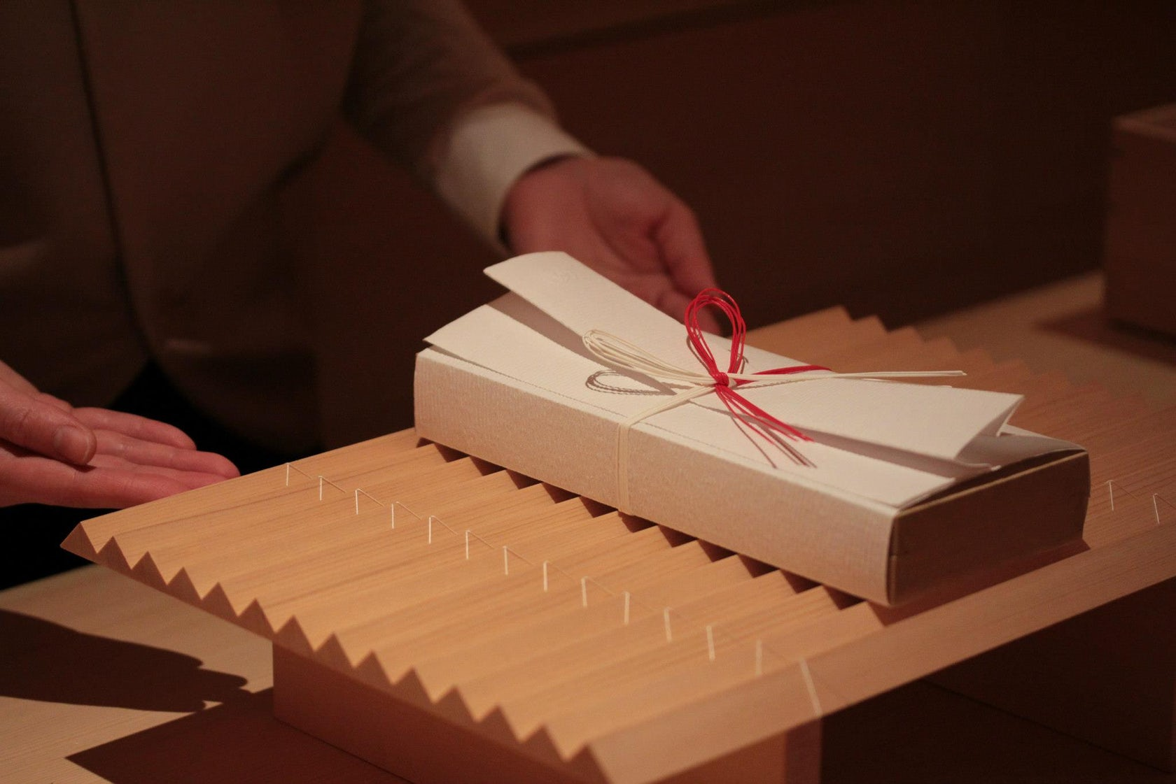 Miwa architizer for Japanese wrapping