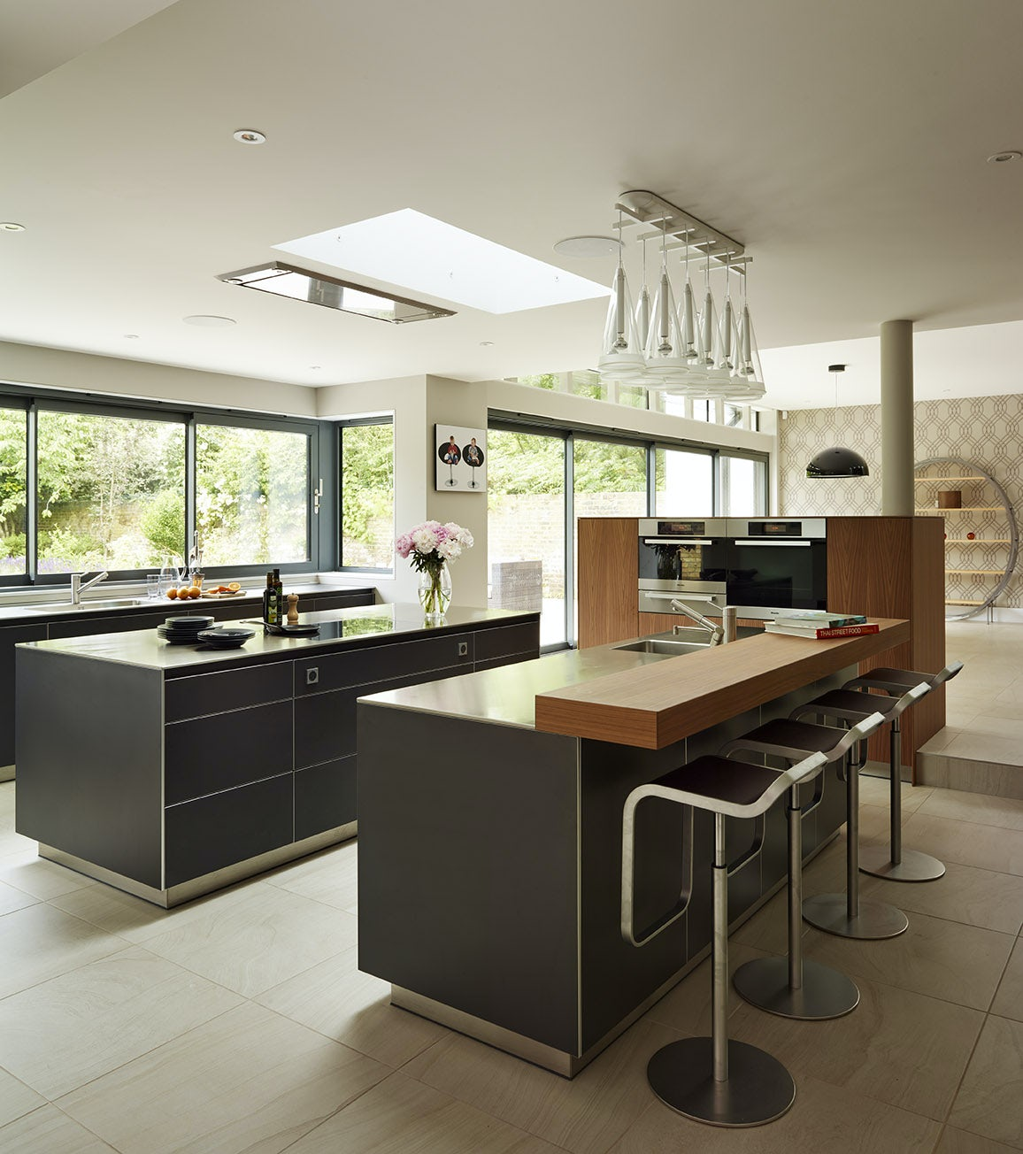 Island Living: Kitchen Architecture's Bulthaup B3